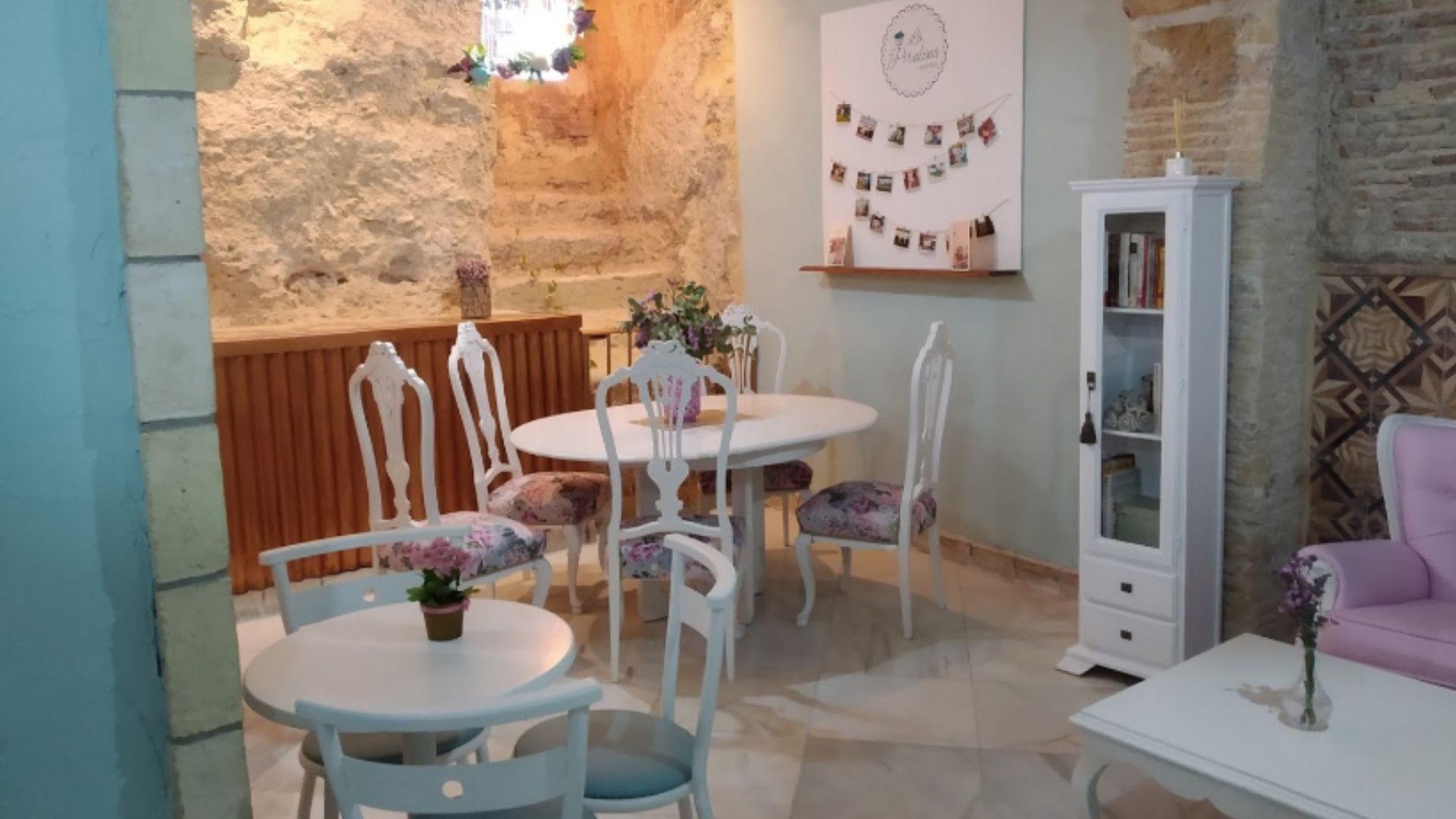 Cafetería en Jerez de la Frontera