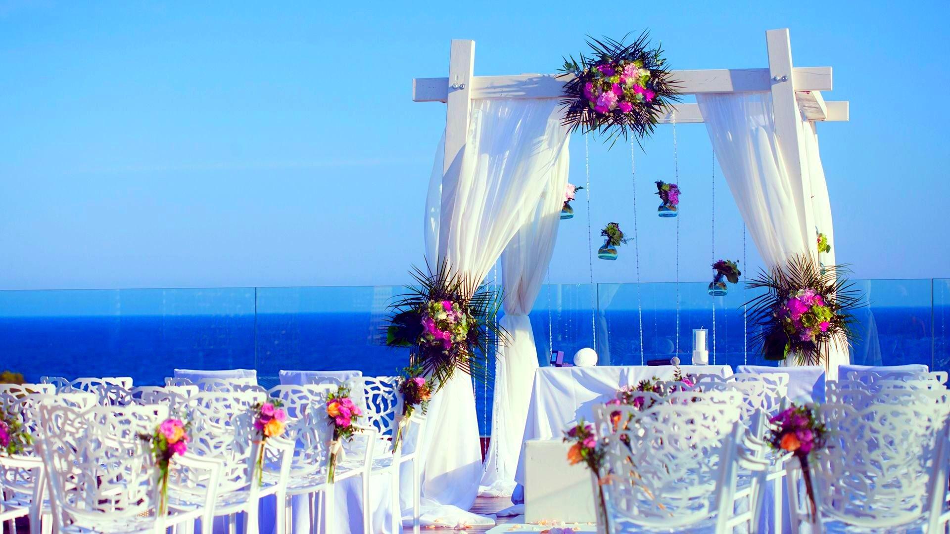 Floristería para bodas en Ibiza