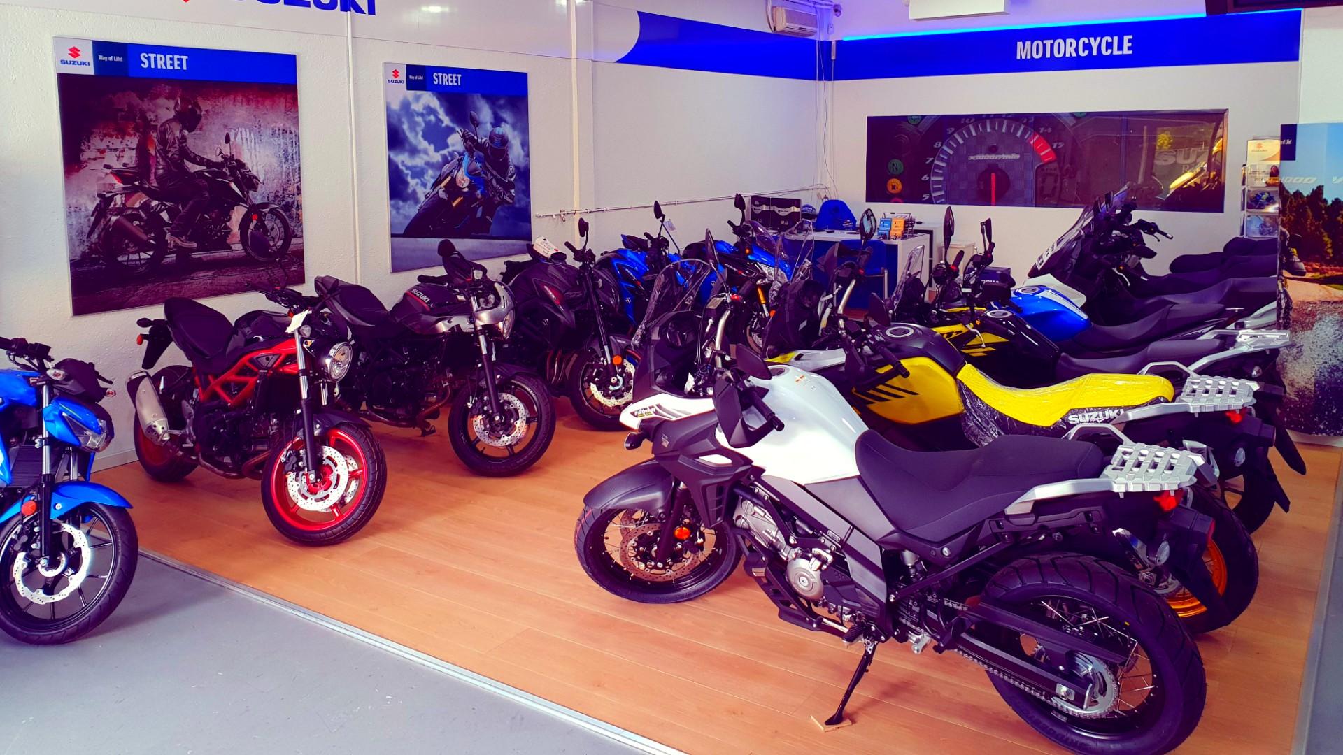 Suzuki Center reyes