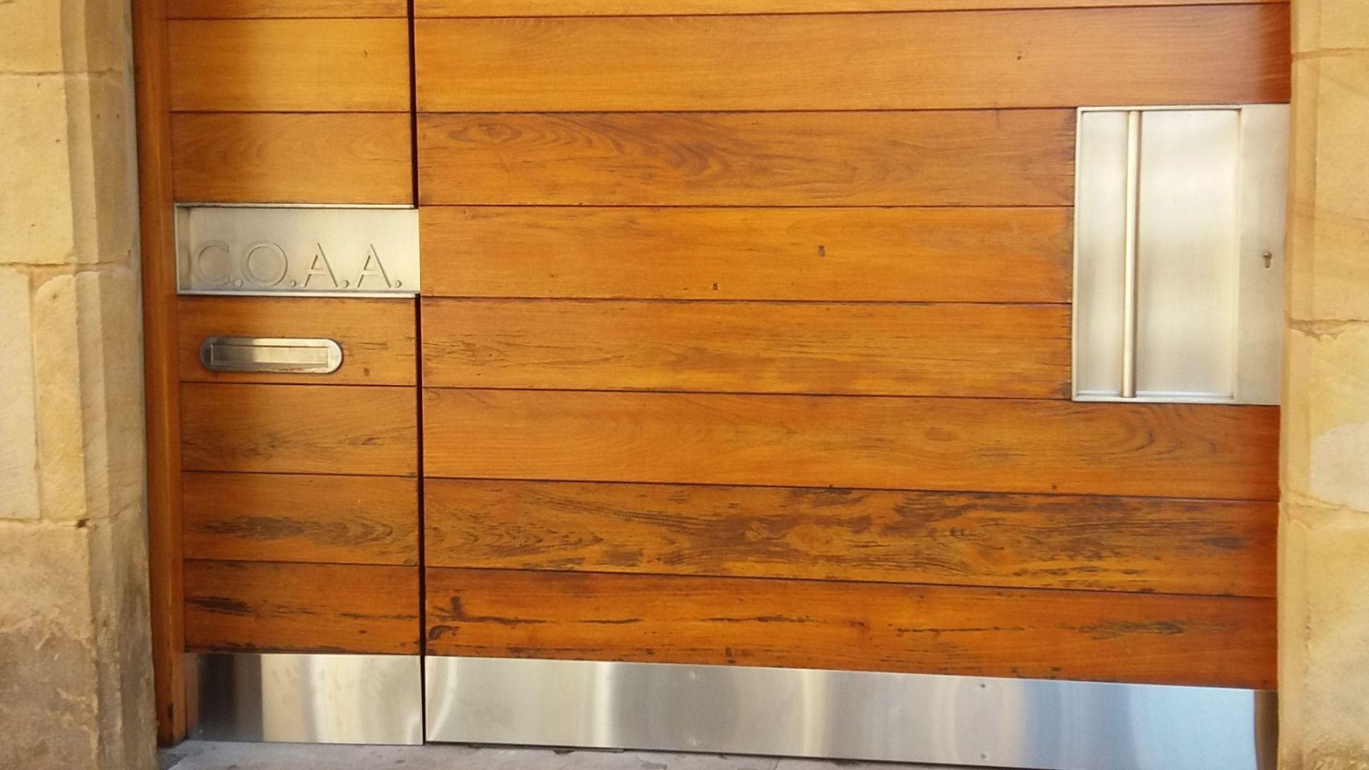 Tratamiento carpintería de madera