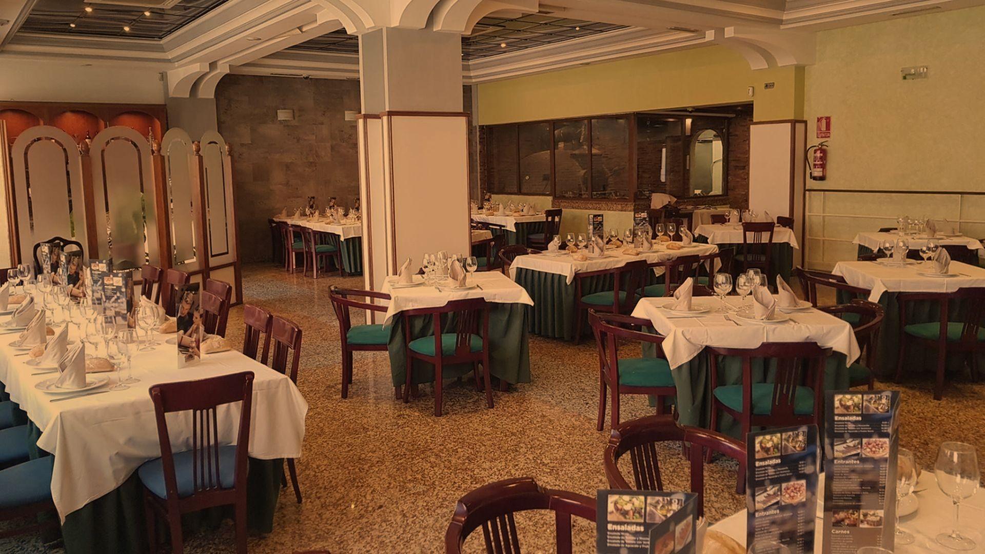 Restaurante arrocería en Leganés