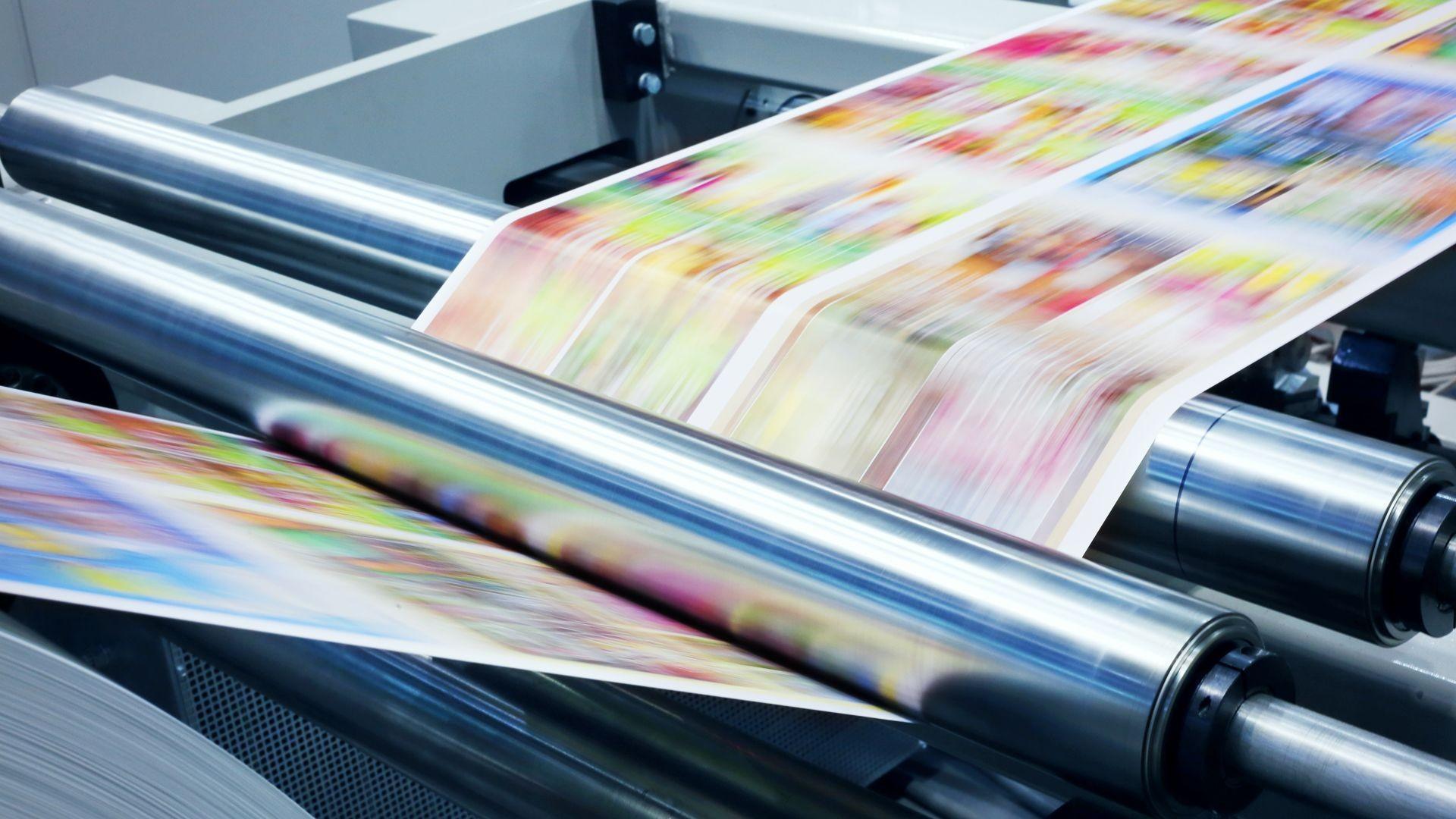 Impresión de documentos en Madrid