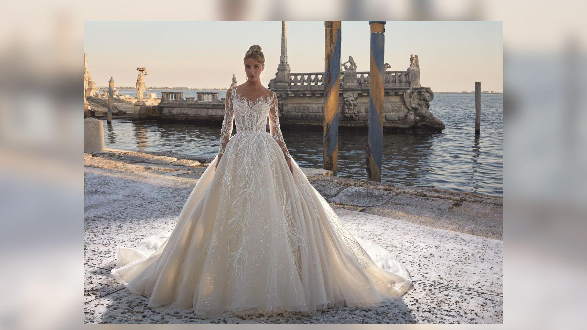 Gran variedad de vestidos para novia en Arrecife