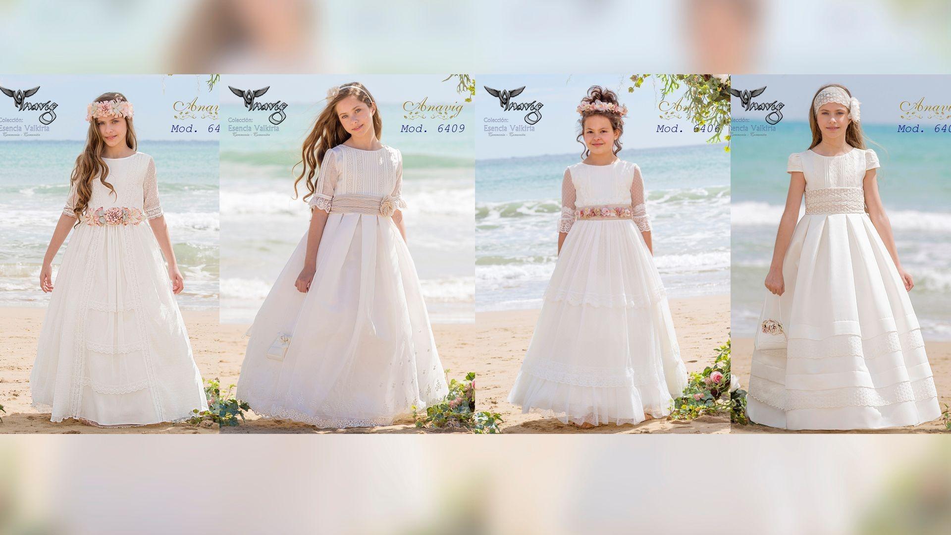 Especialistas en vestidos de comunión en Arrecife