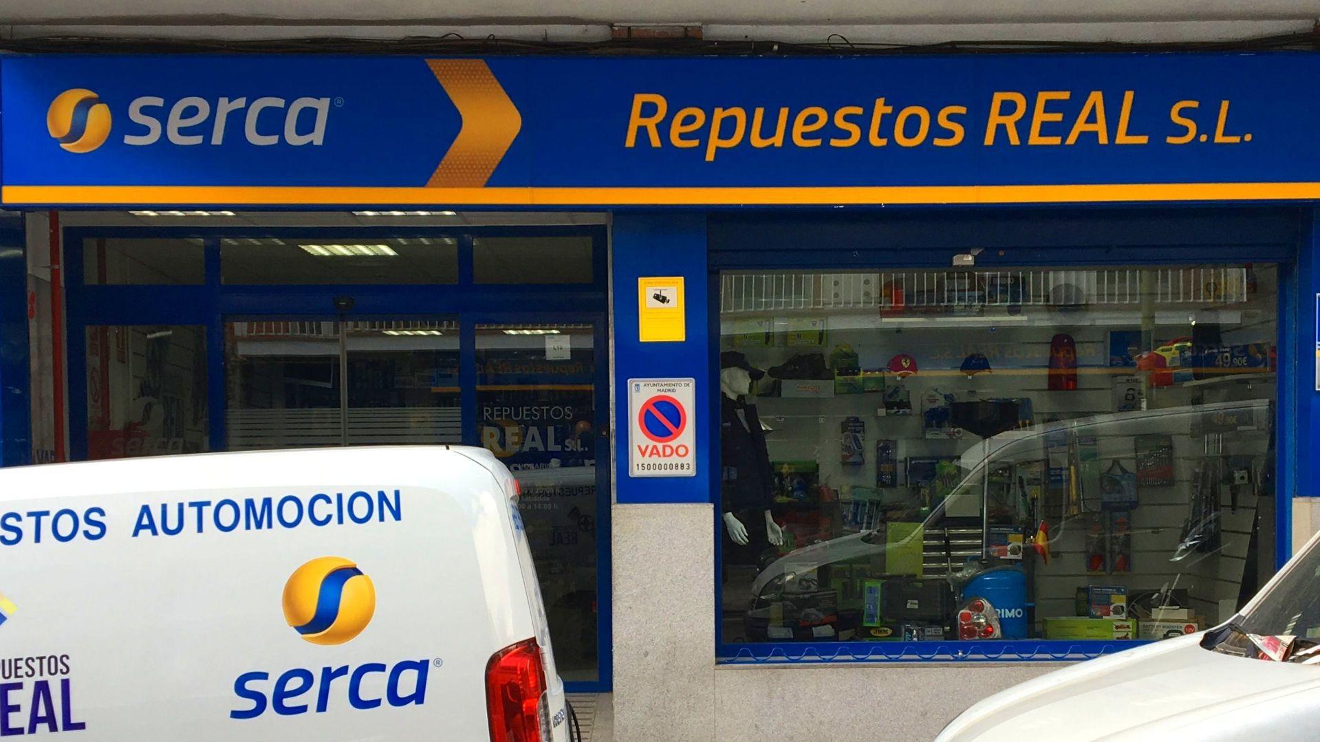 Recambios de automóviles en Madrid