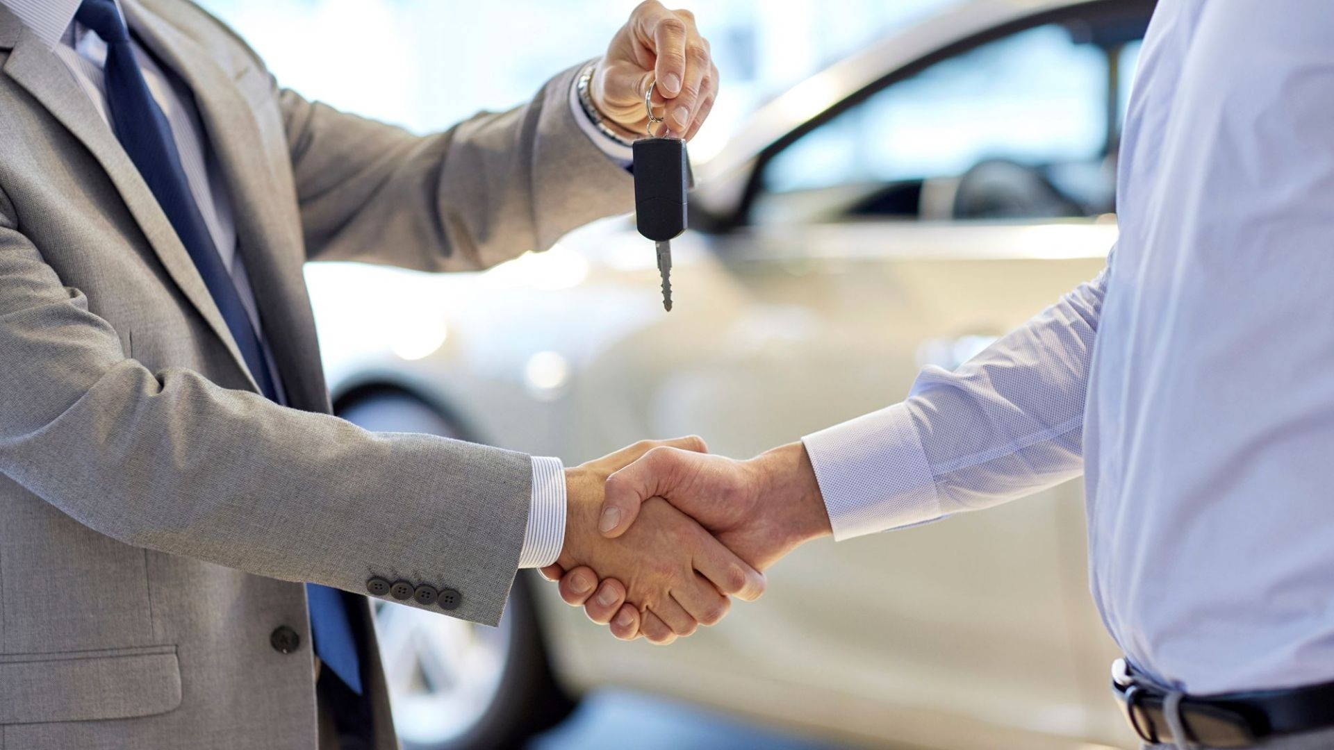 Concesionario de coches en San Cristóbal de La Laguna