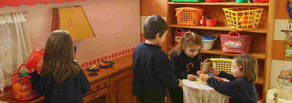Escuela infantil bilingüe en Alicante | Ciudad Infantil San Jorge - Nursery School