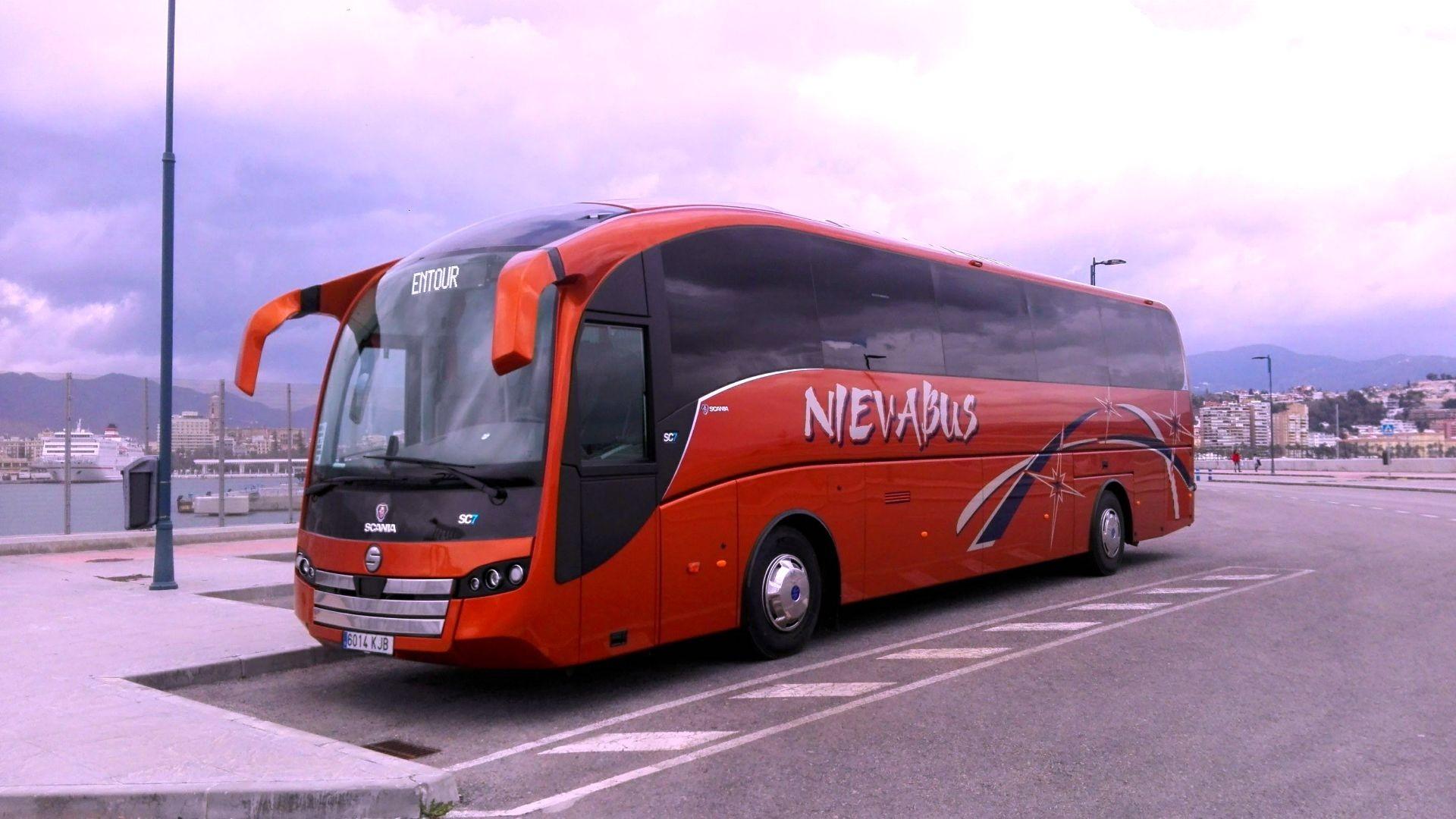 Autocares y Microbuses Nievabus