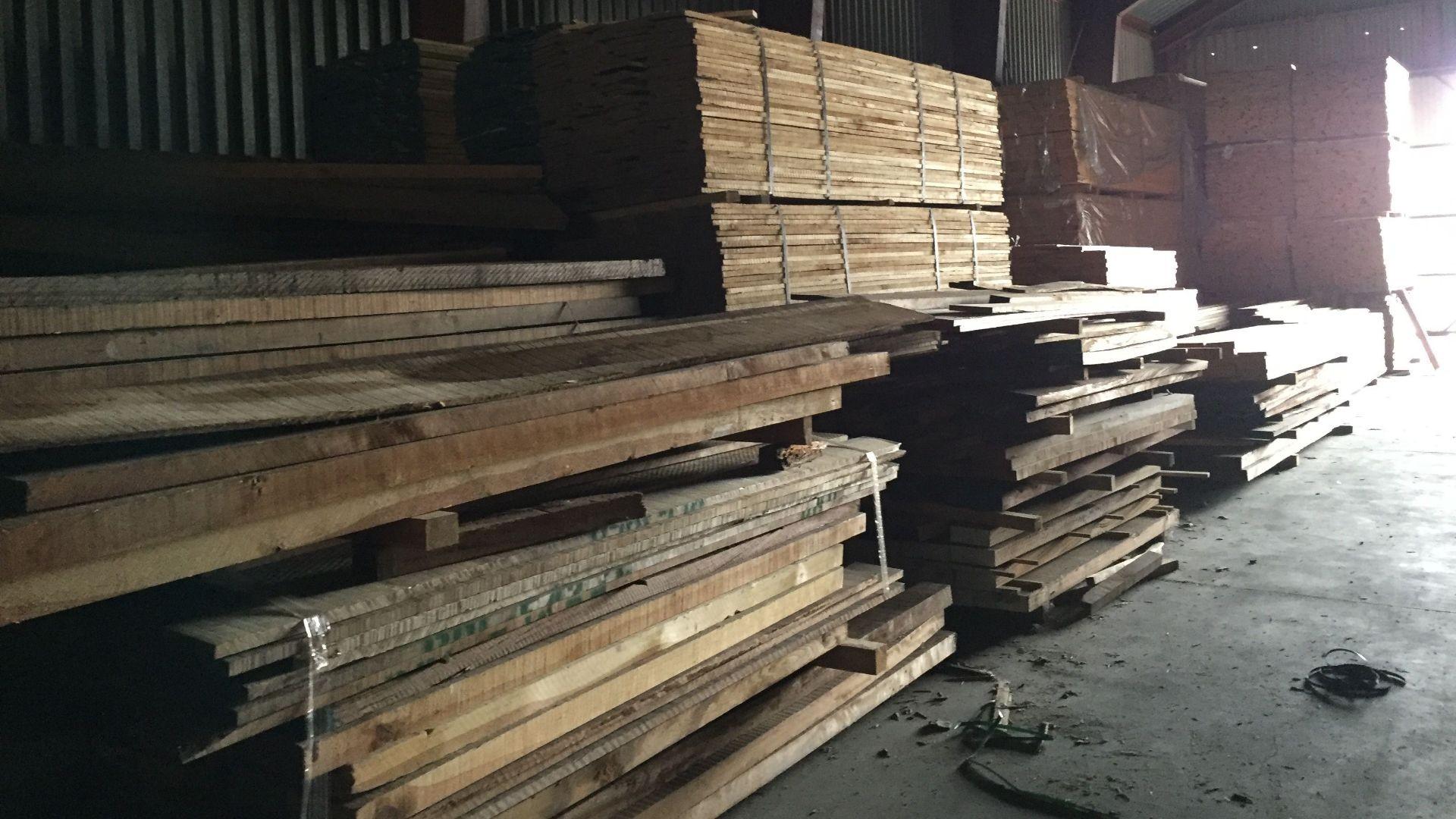 Distribuidores de madera Valladolid