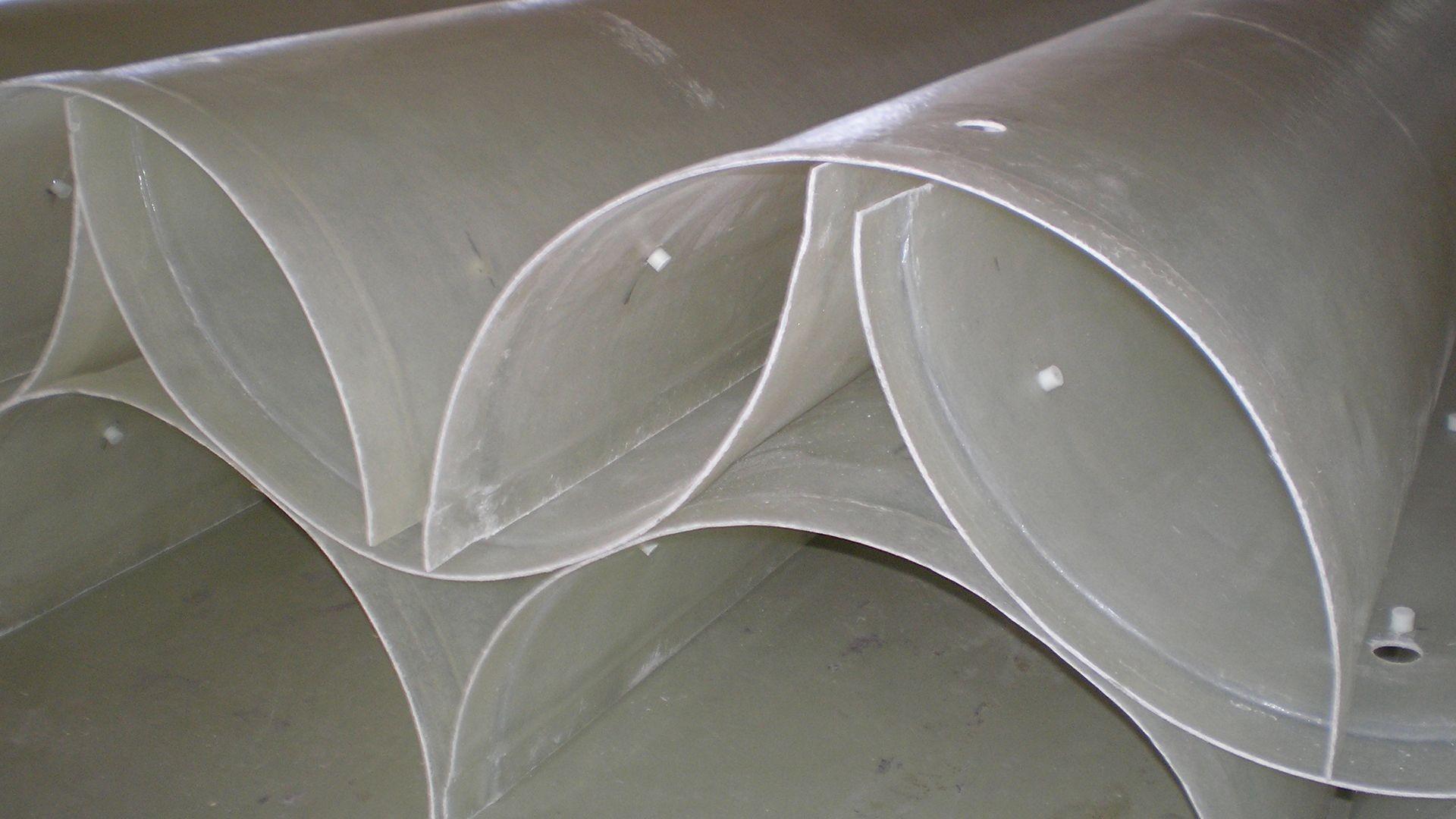 Plásticos para trabajos de encamisado en Guipúzcoa
