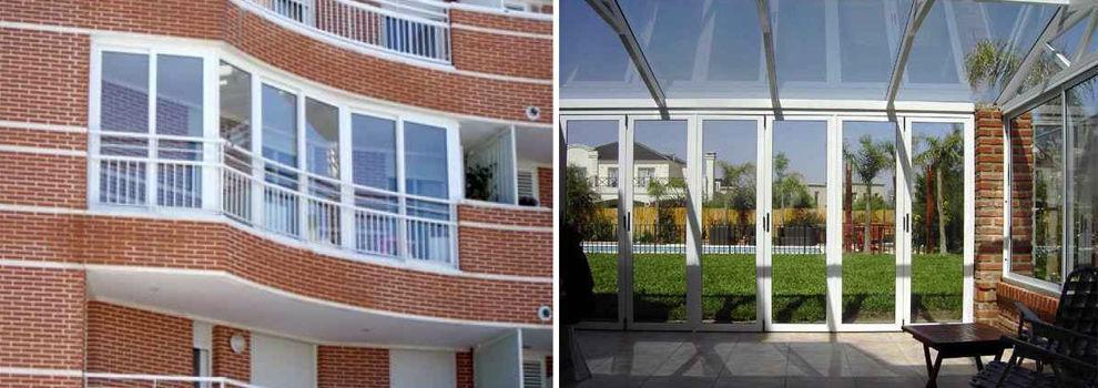 Puertas y ventanas de aluminio en Tarragona | Persianas Rosalba