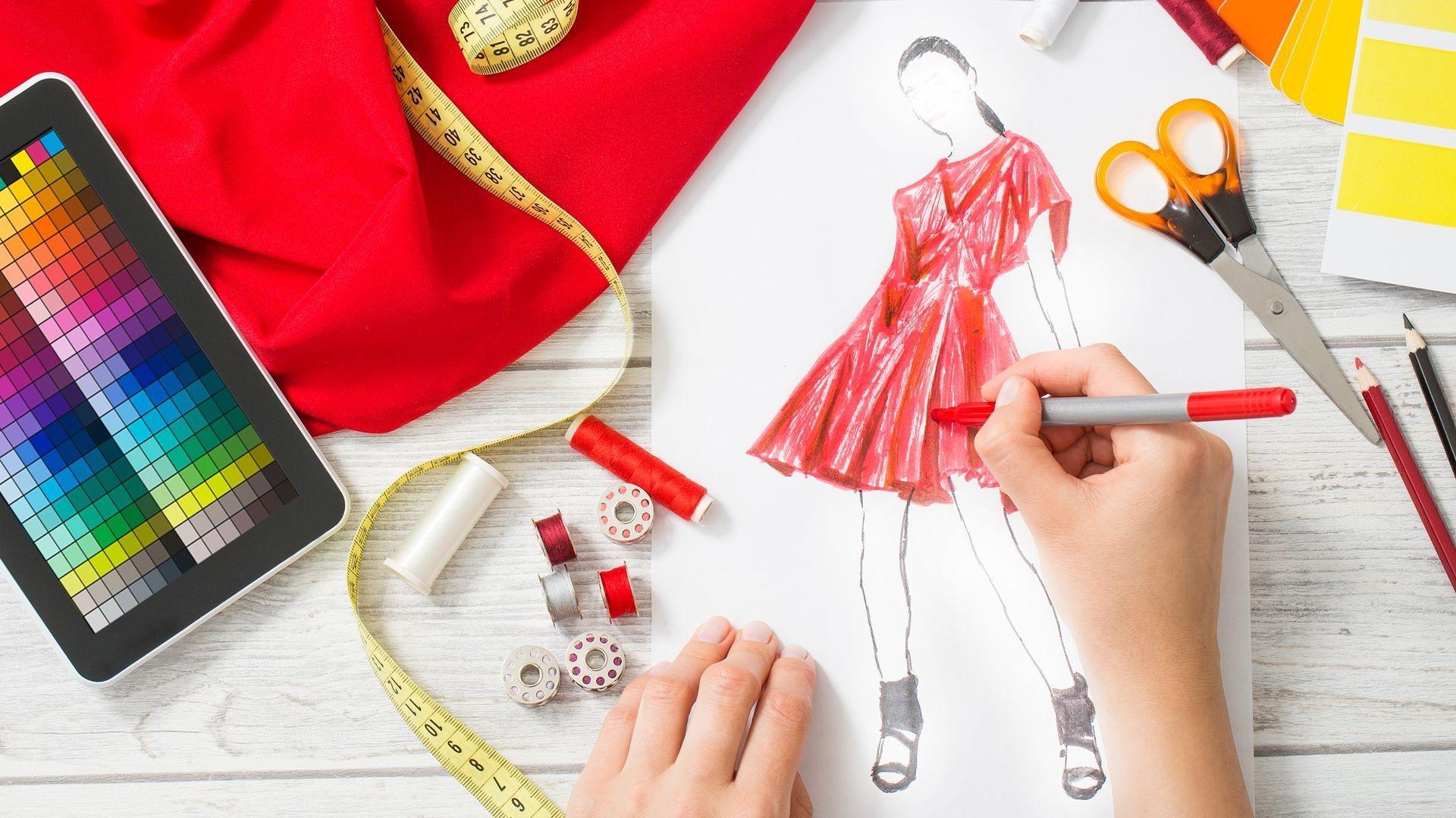 Diseño de ropa en Los Yébenes