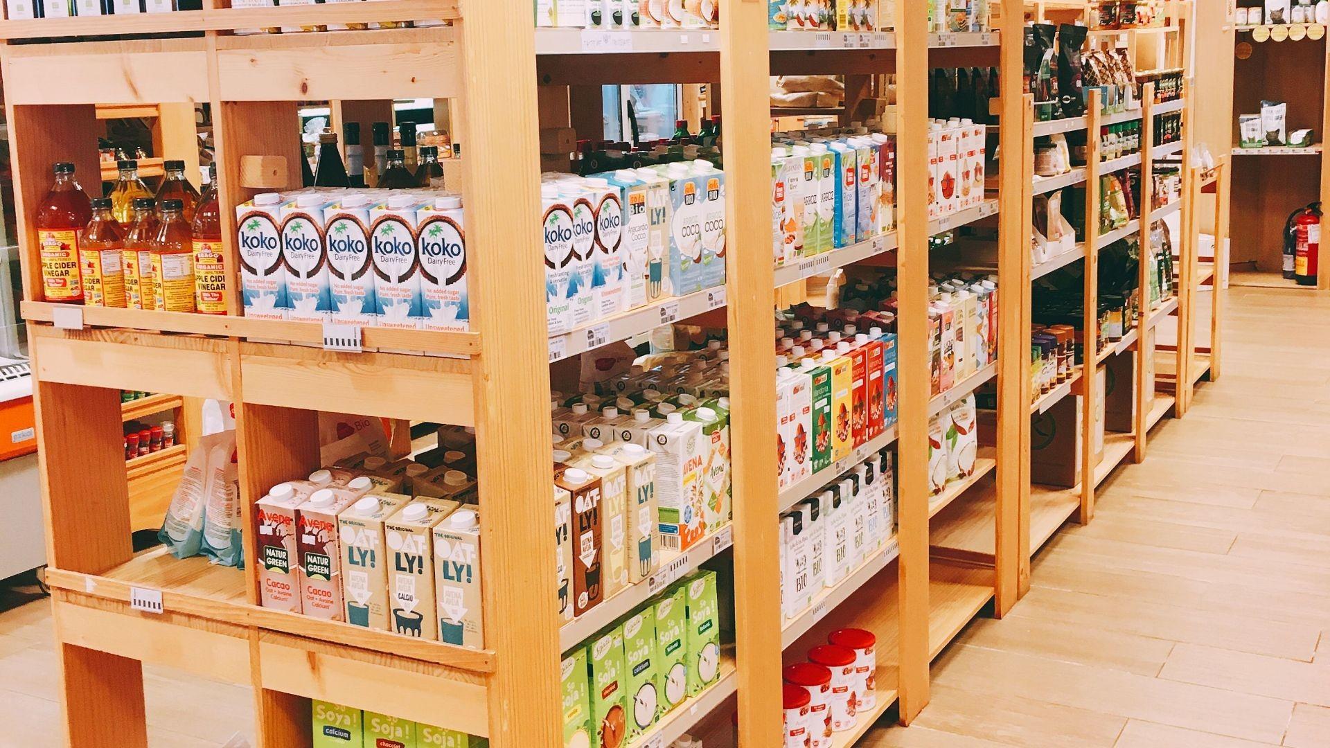 Supermercado de productos ecológicos en Marbella