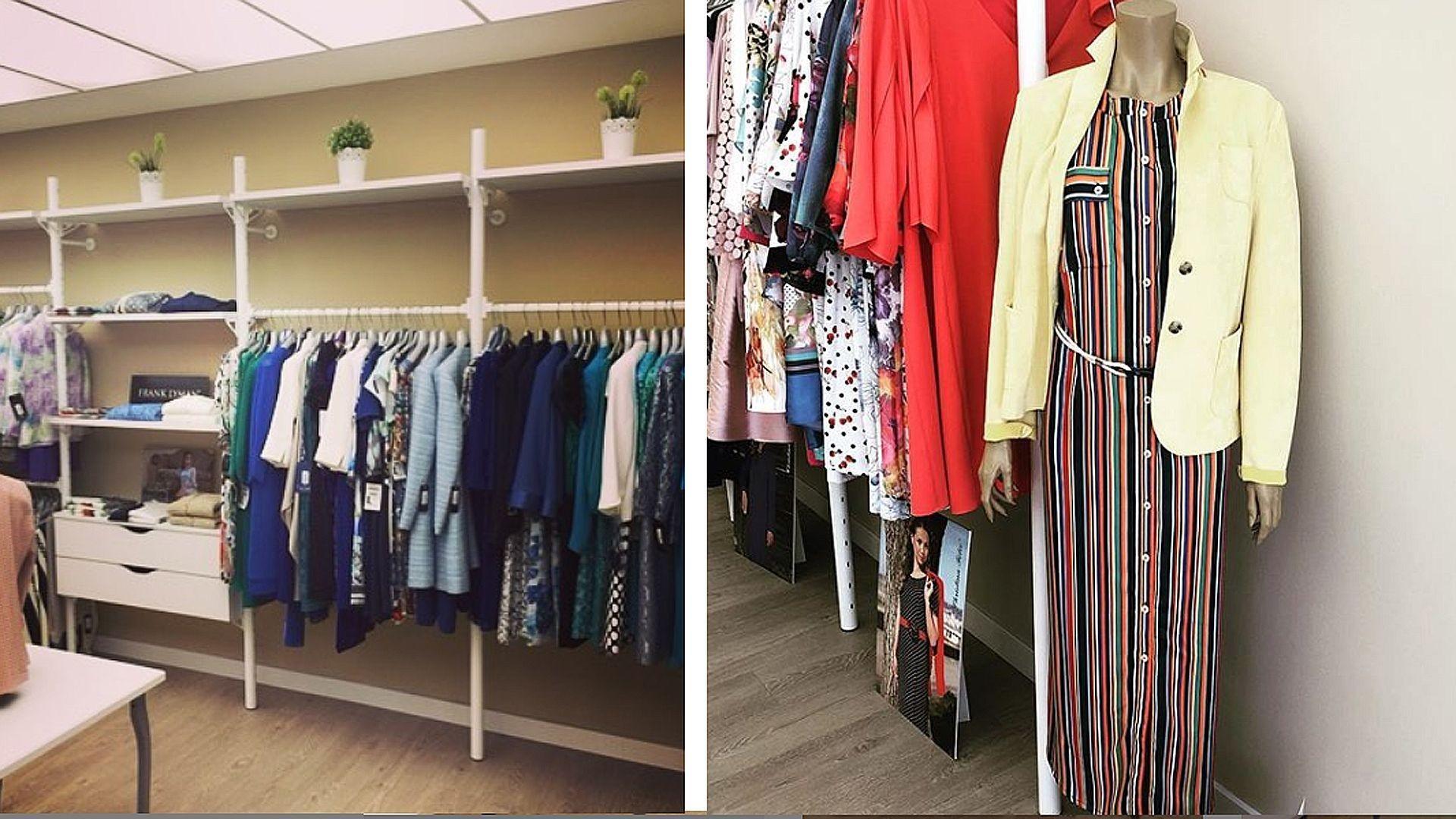 Tienda de moda femenina en Logroño