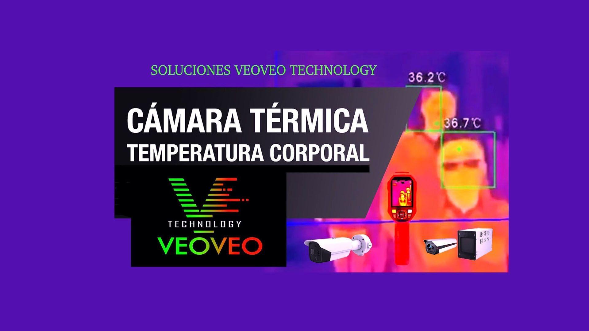 Cámaras termográficas en Madrid