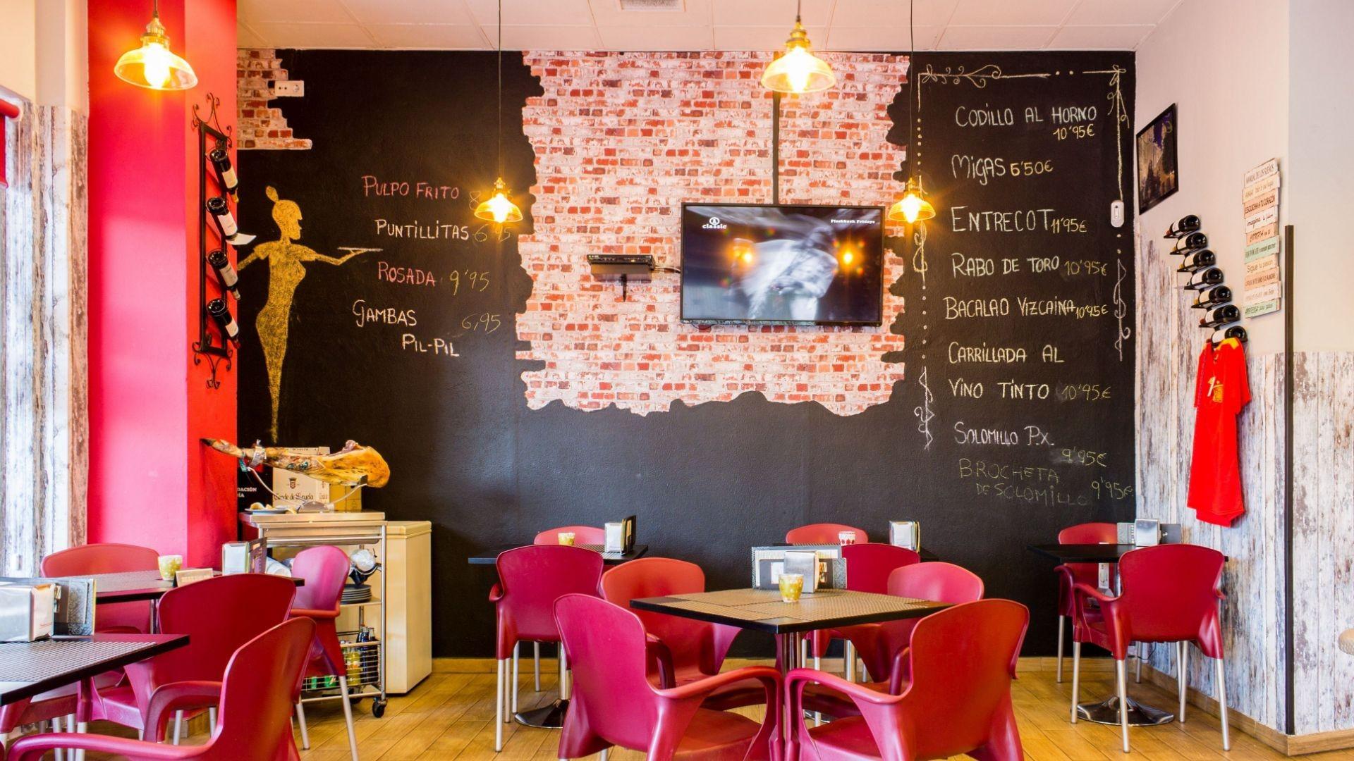 Restaurante en Málaga con menú diario