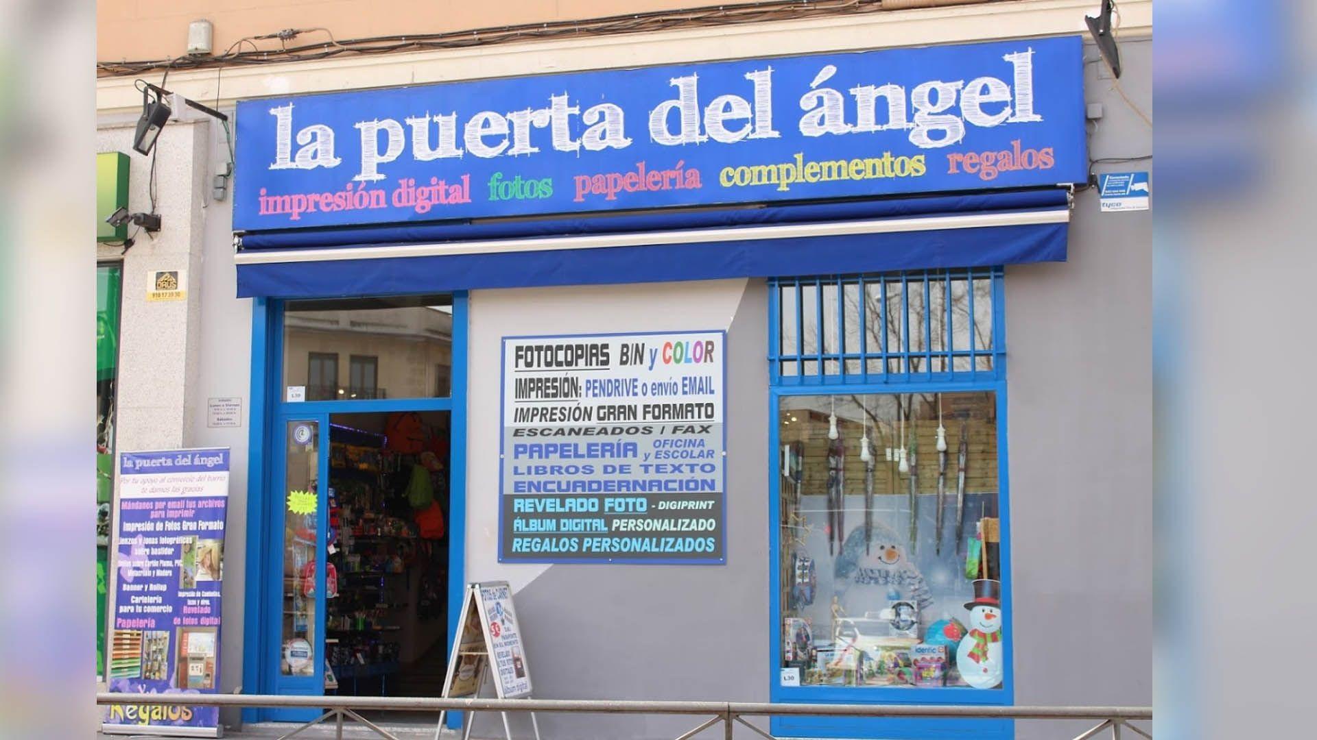 Librería y papelería online en Madrid
