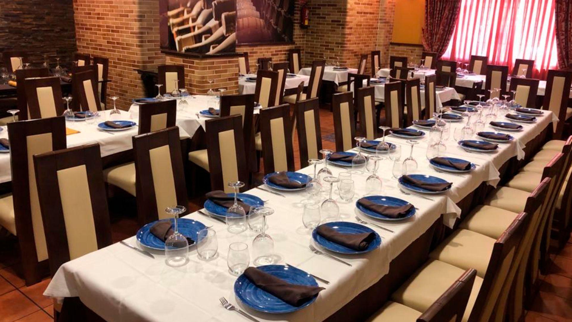 Restaurante de cocina tradicional en Torrejón de la Calzada