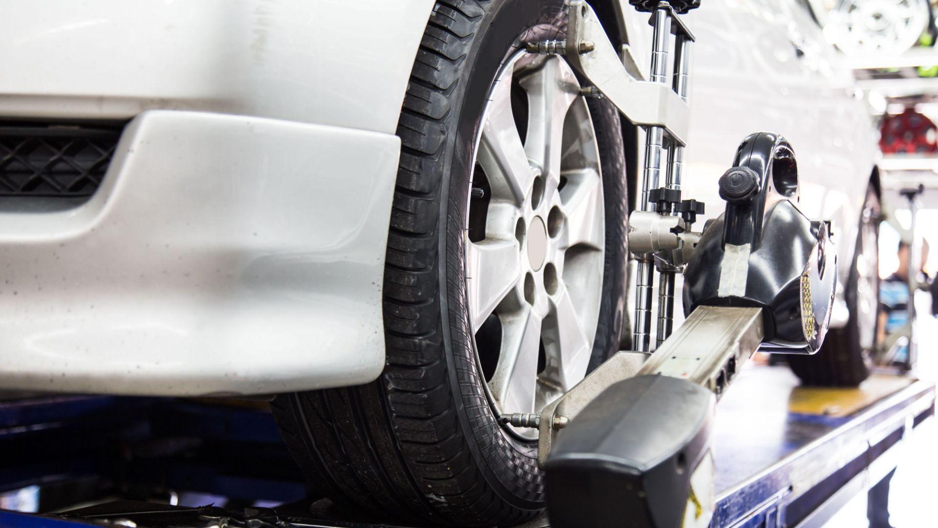 Equilibrado y paralelo de neumáticos en Zamora