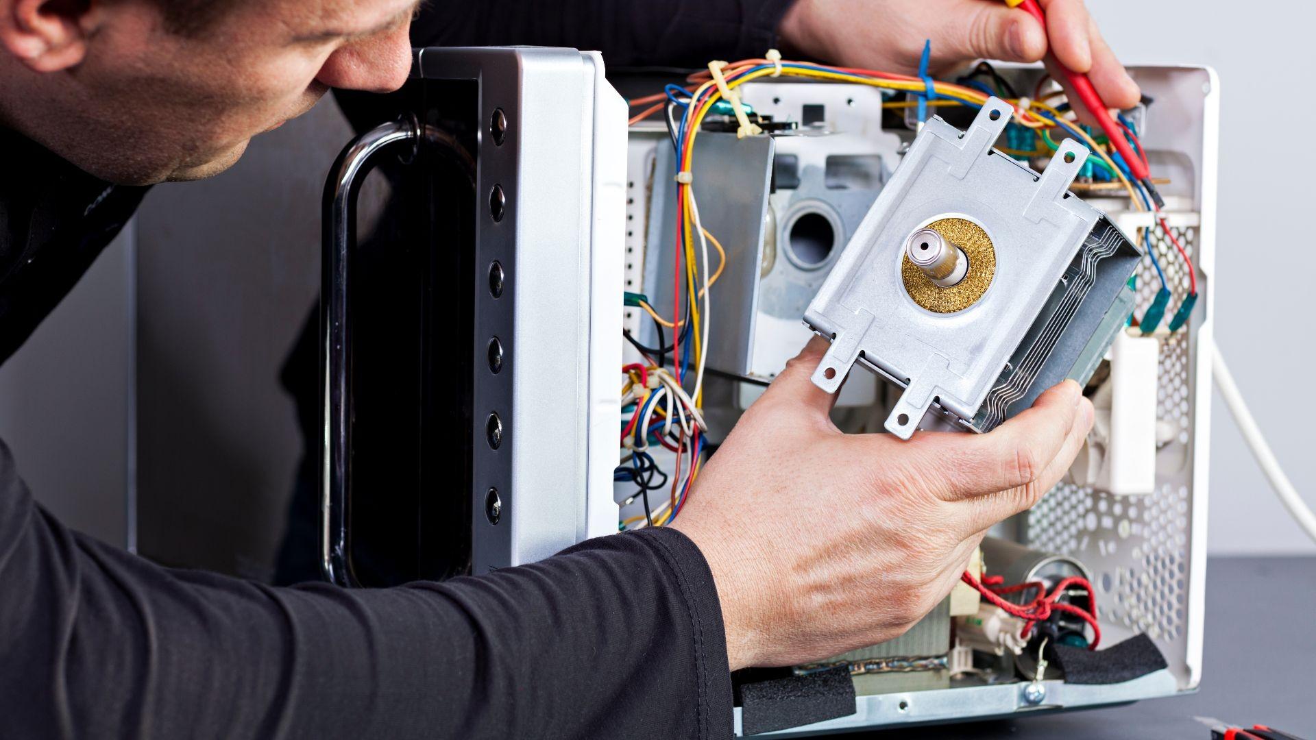 Reparación de pequeño electrodoméstico en Barcelona