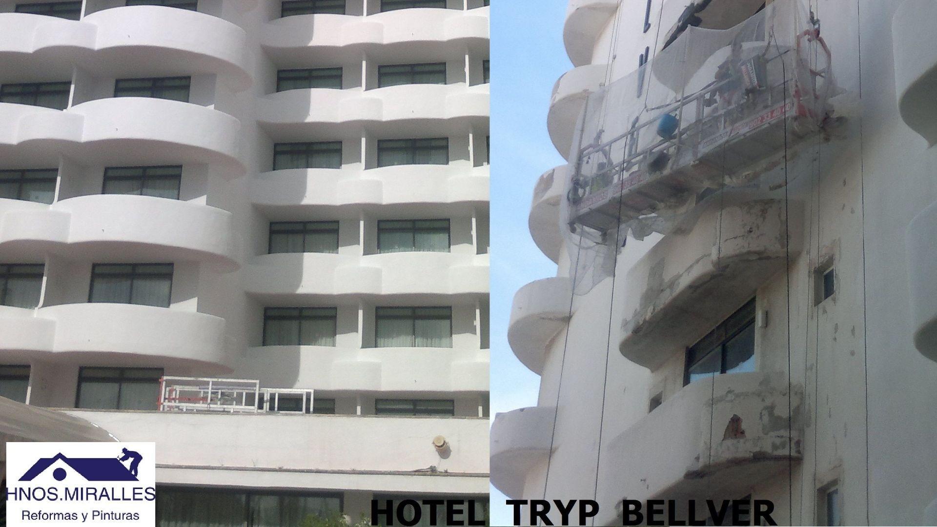 hotel tryp bellver