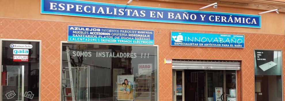 Muebles de baño en Bailén | Innovabaño