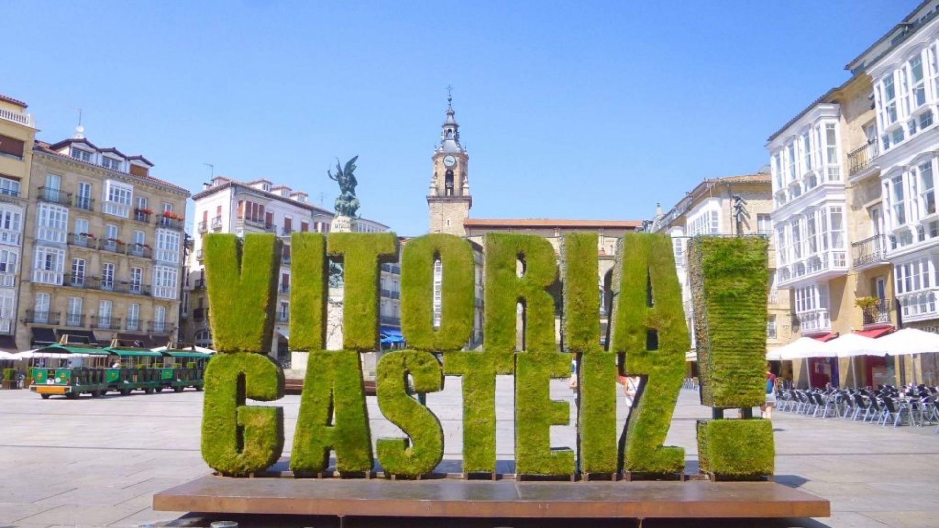 Dormir en Vitoria
