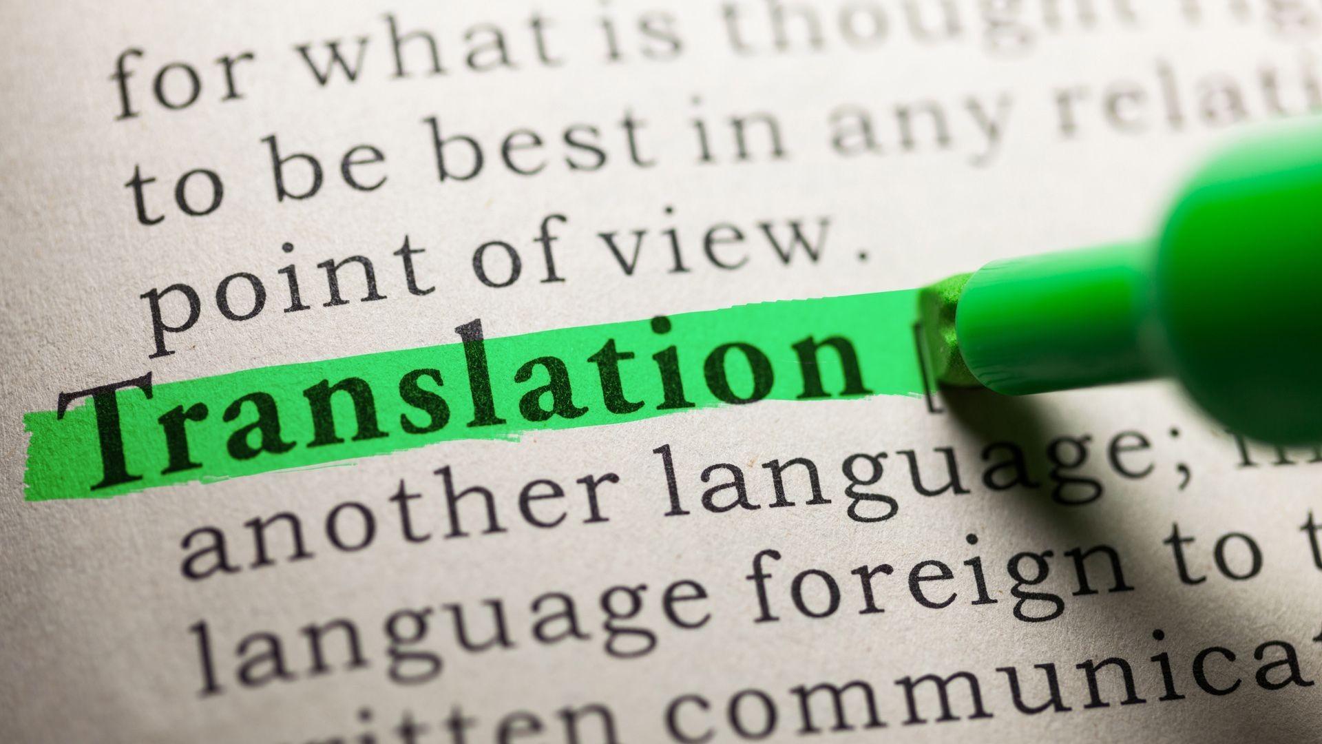 Traductores en Madrid
