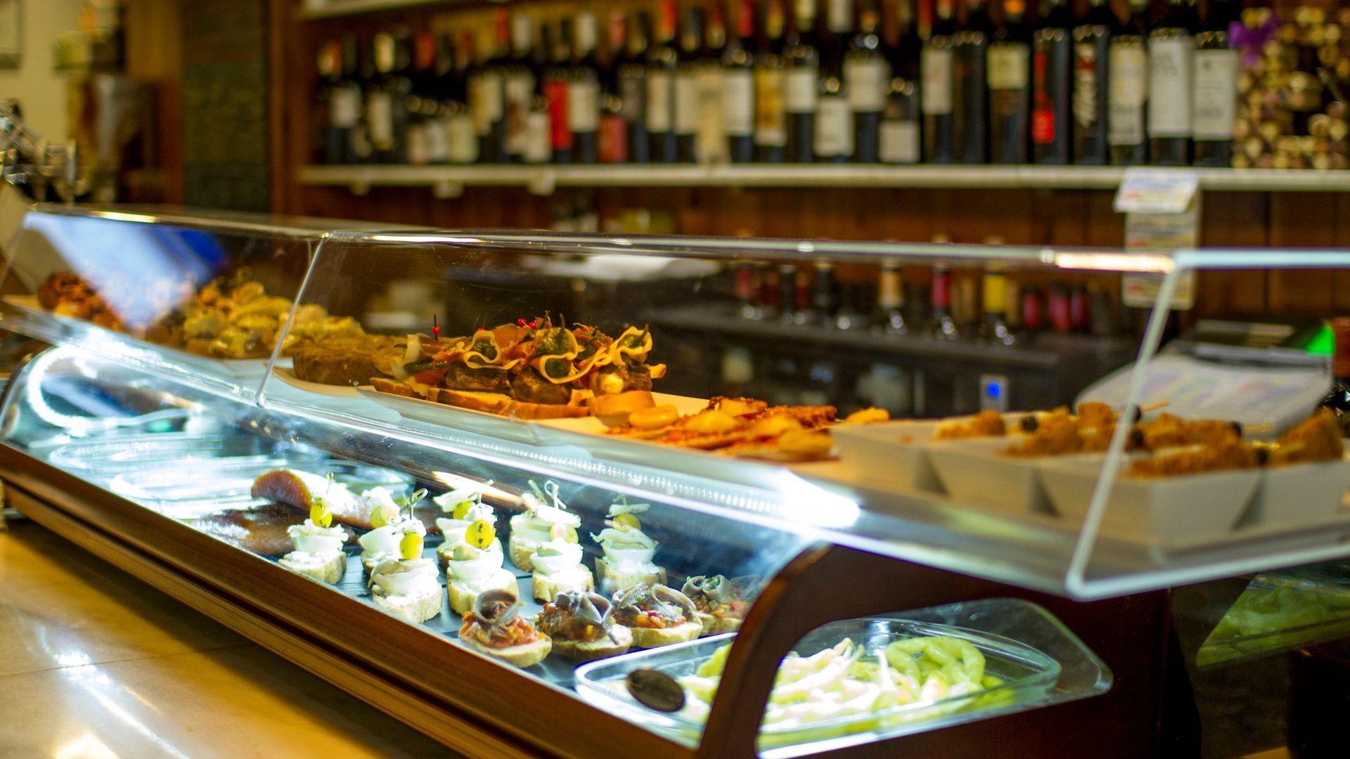 Bar de vermut en Teruel