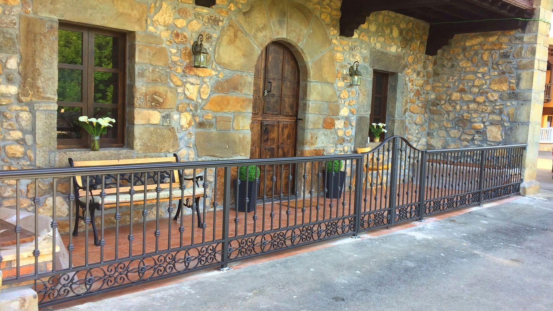 Carpintería de metálica en Asturias