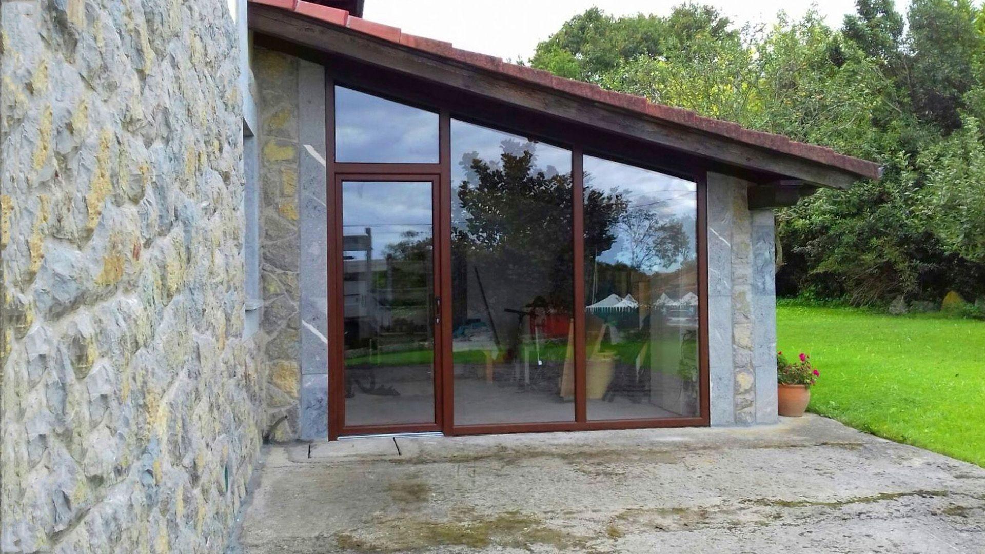 Carpintería de aluminio y PVC en Asturias