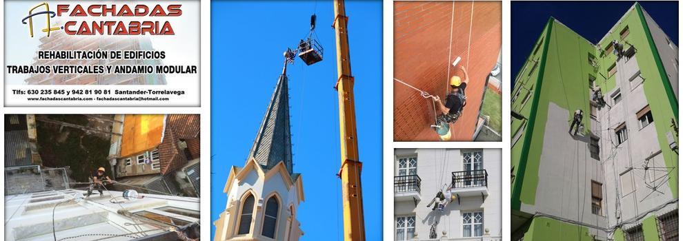 Trabajos de altura en Santander