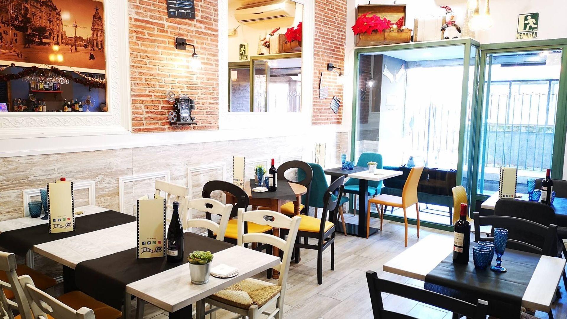 Restaurante en la mejor zona de Madrid
