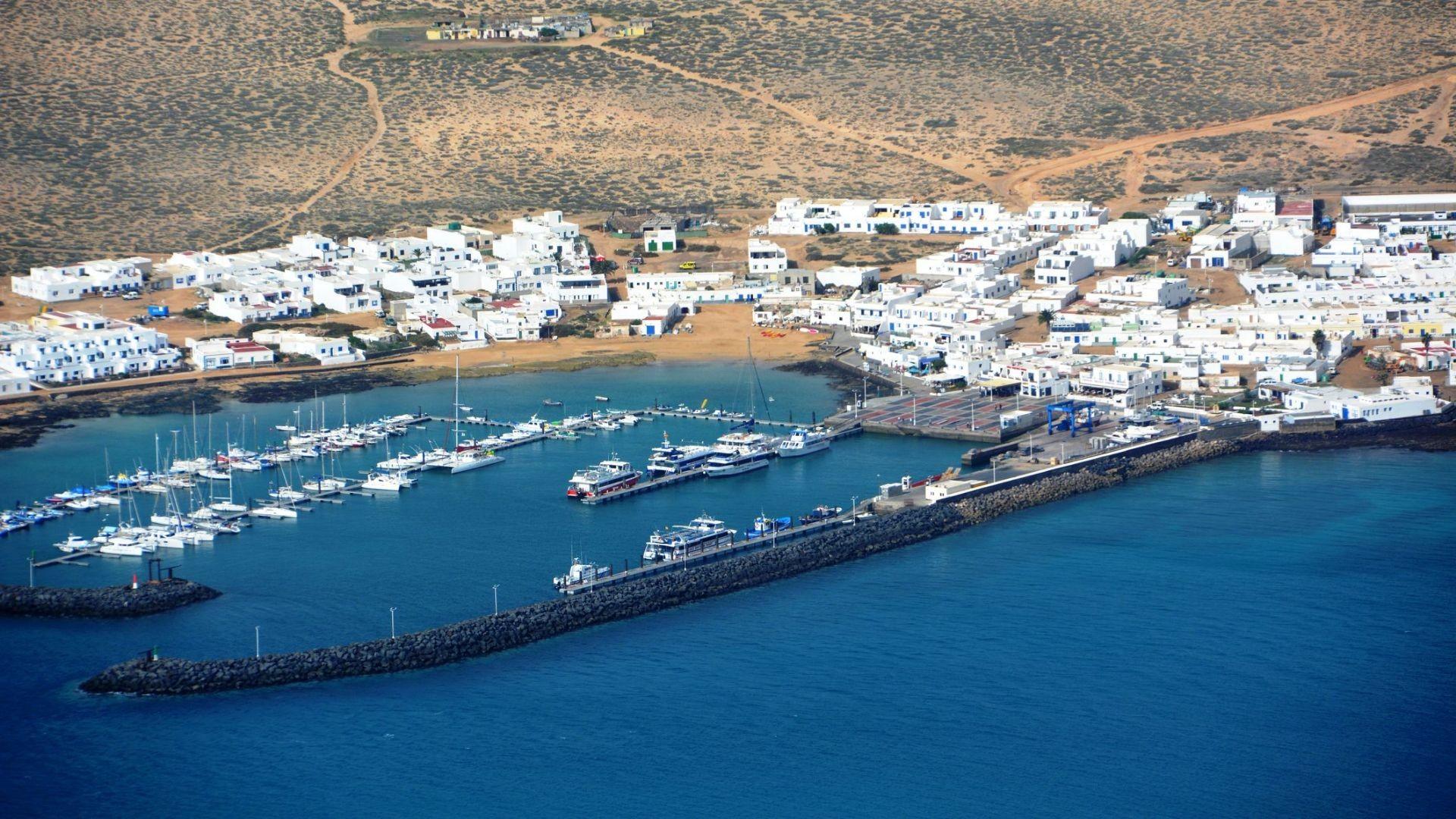 Visita La Graciosa en Lanzarote
