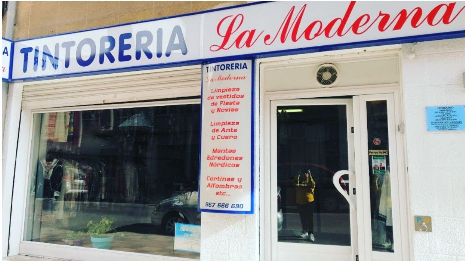 Tintorería especializada en Albacete