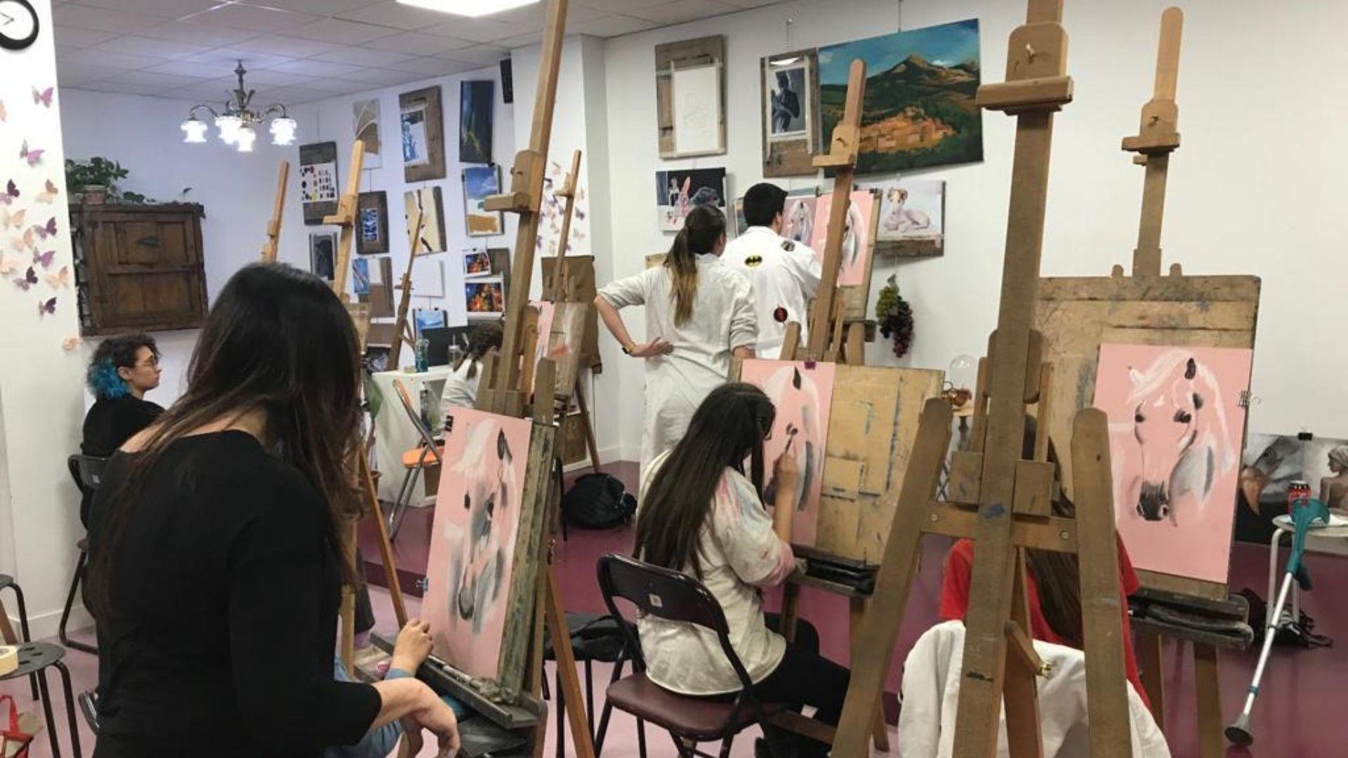 Academia de Dibujo