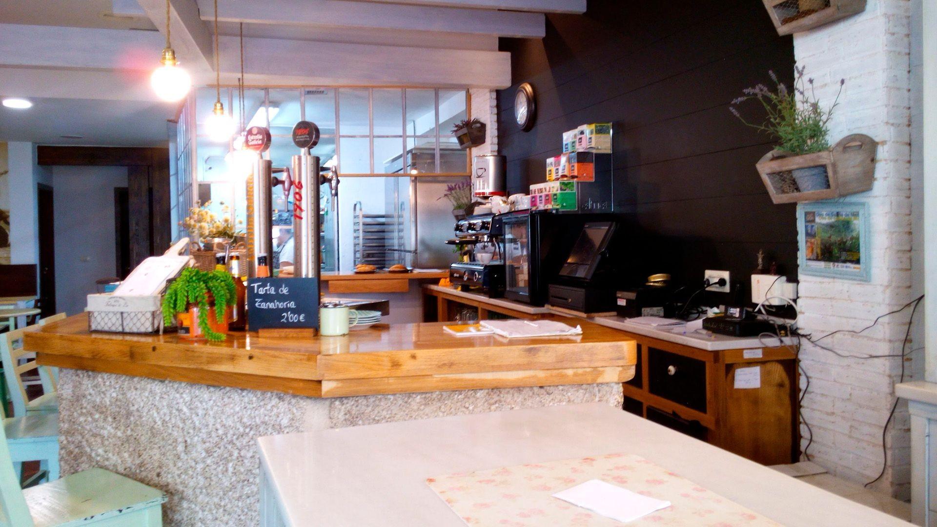 Bar de tapas en Vigo