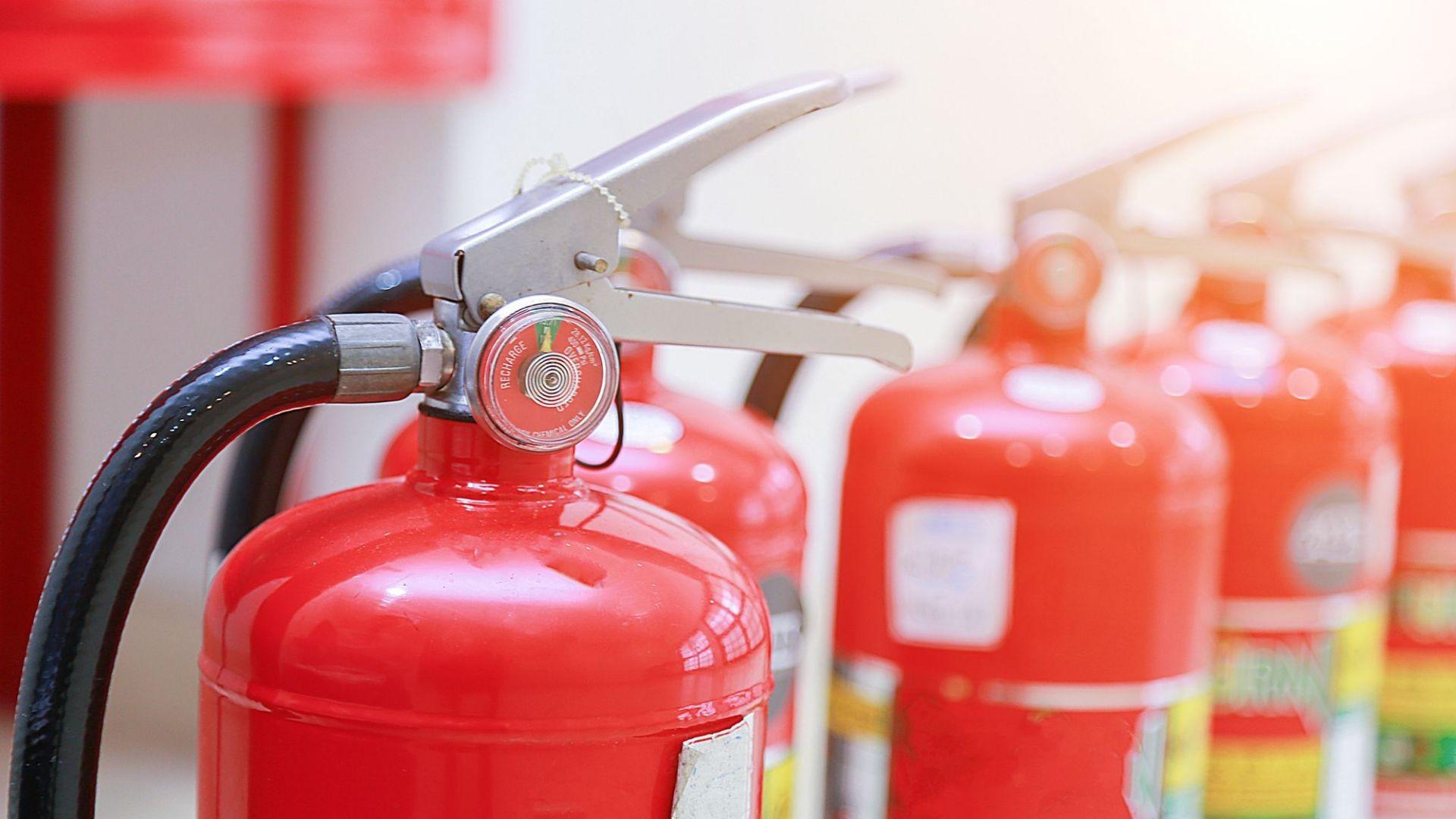 Protección contra incendios y extintores en Terrassa