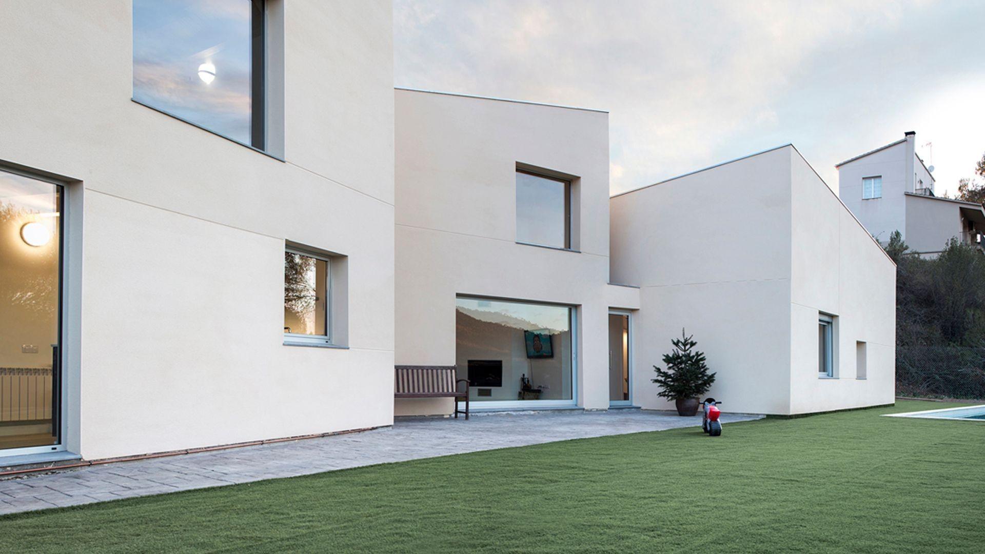 Despacho de arquitectos en Badalona, Barcelona