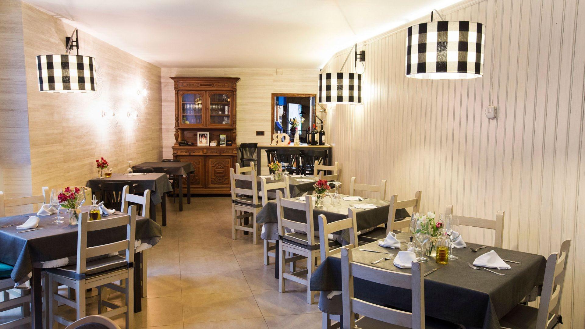 Restaurante en Bolea