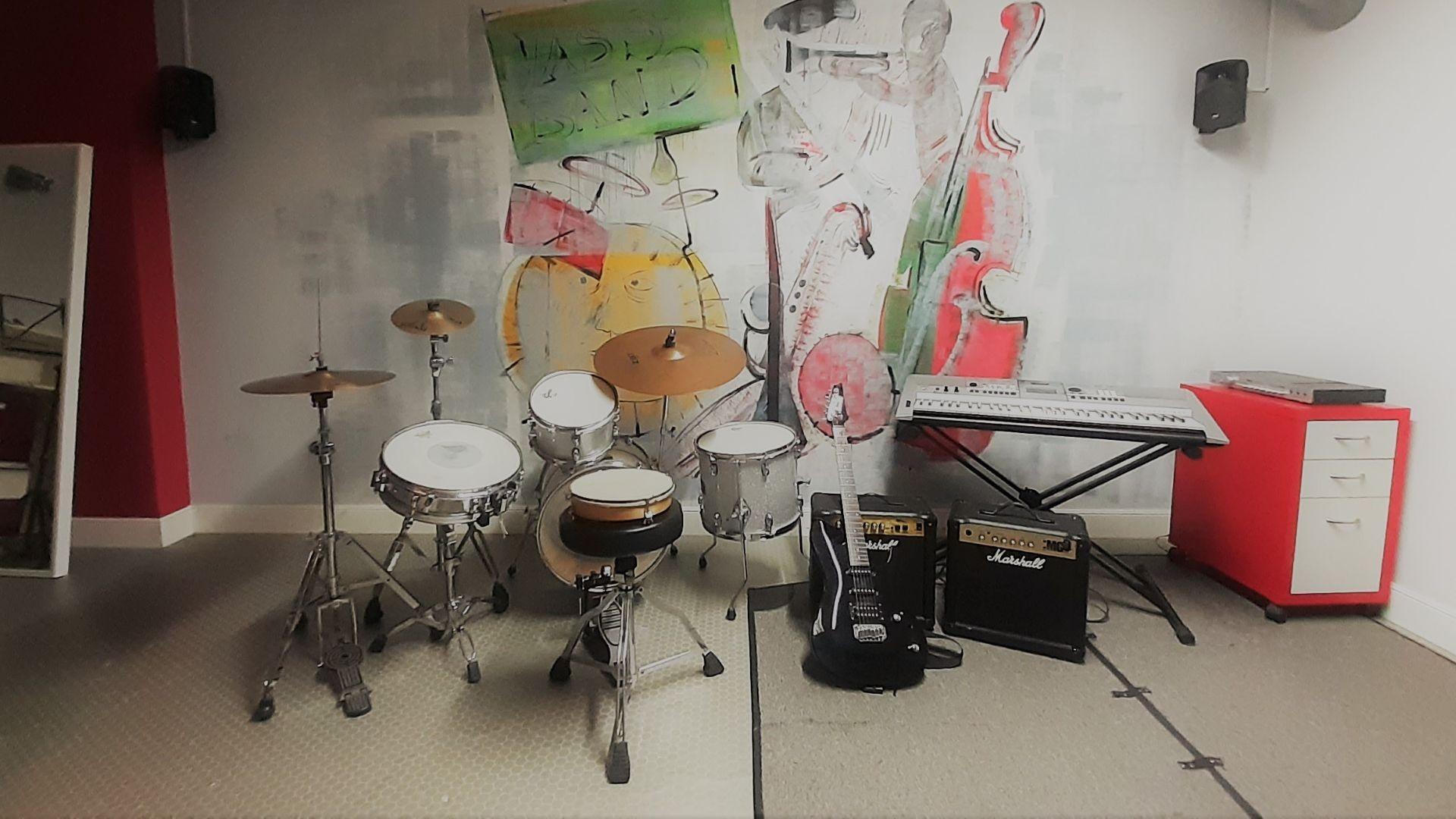 Intrumentos centro estudios musicales escuela musica nerea bilbao