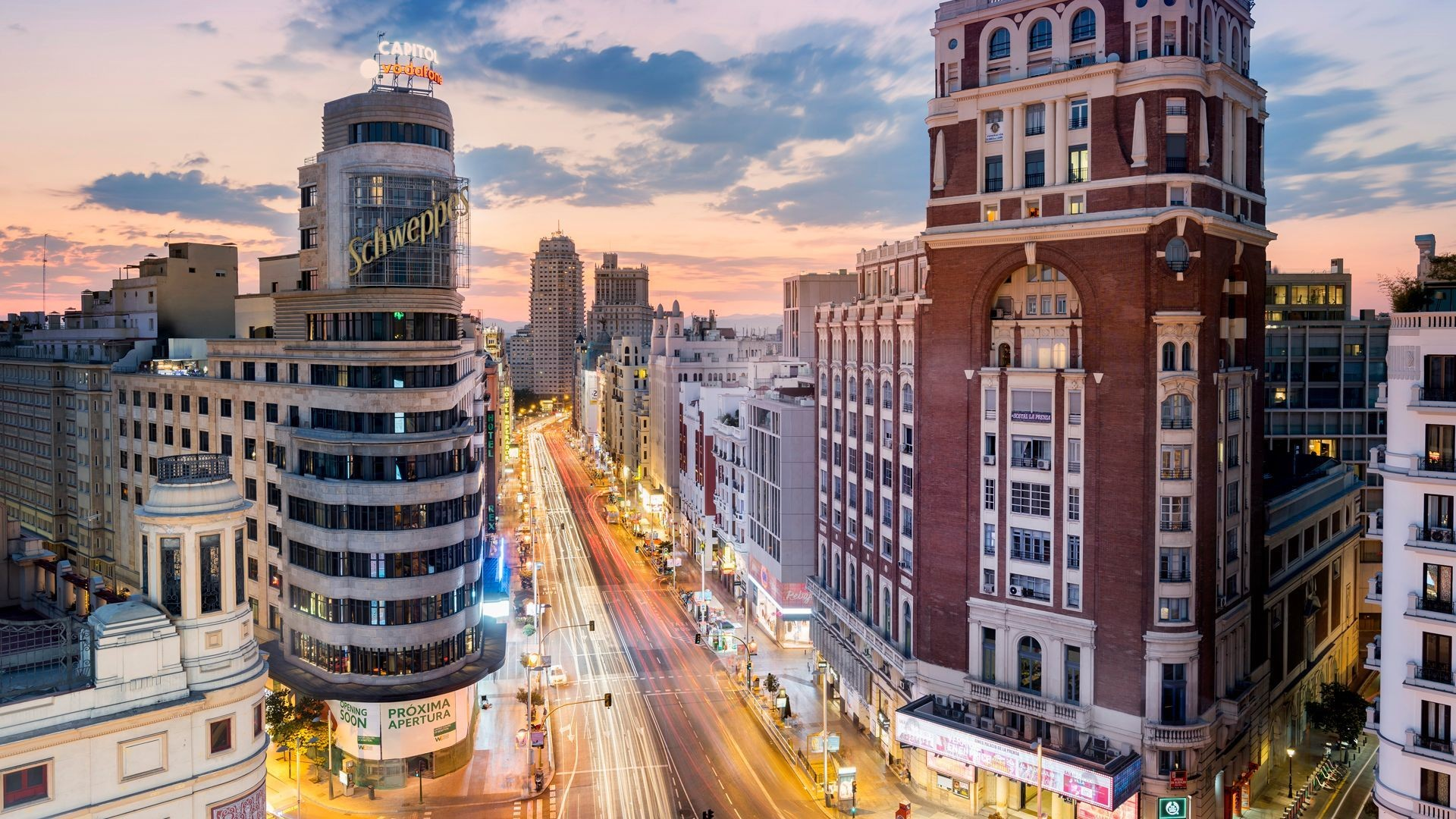 Agente inmobiliario en Madrid