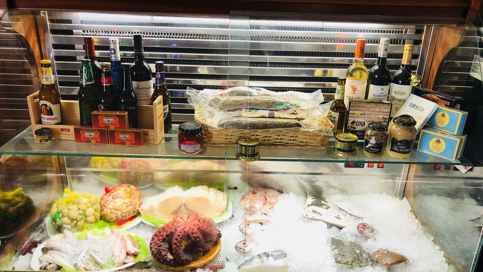 Restaurante en Algeciras
