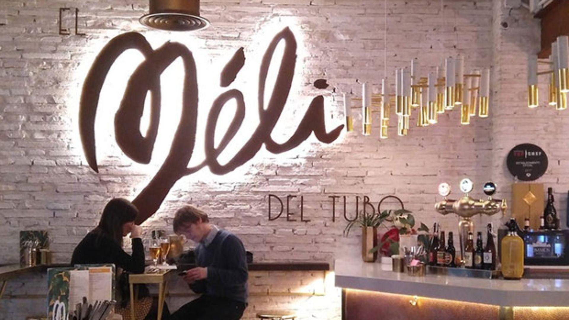 Meli Melo del Tubo de Zaragoza