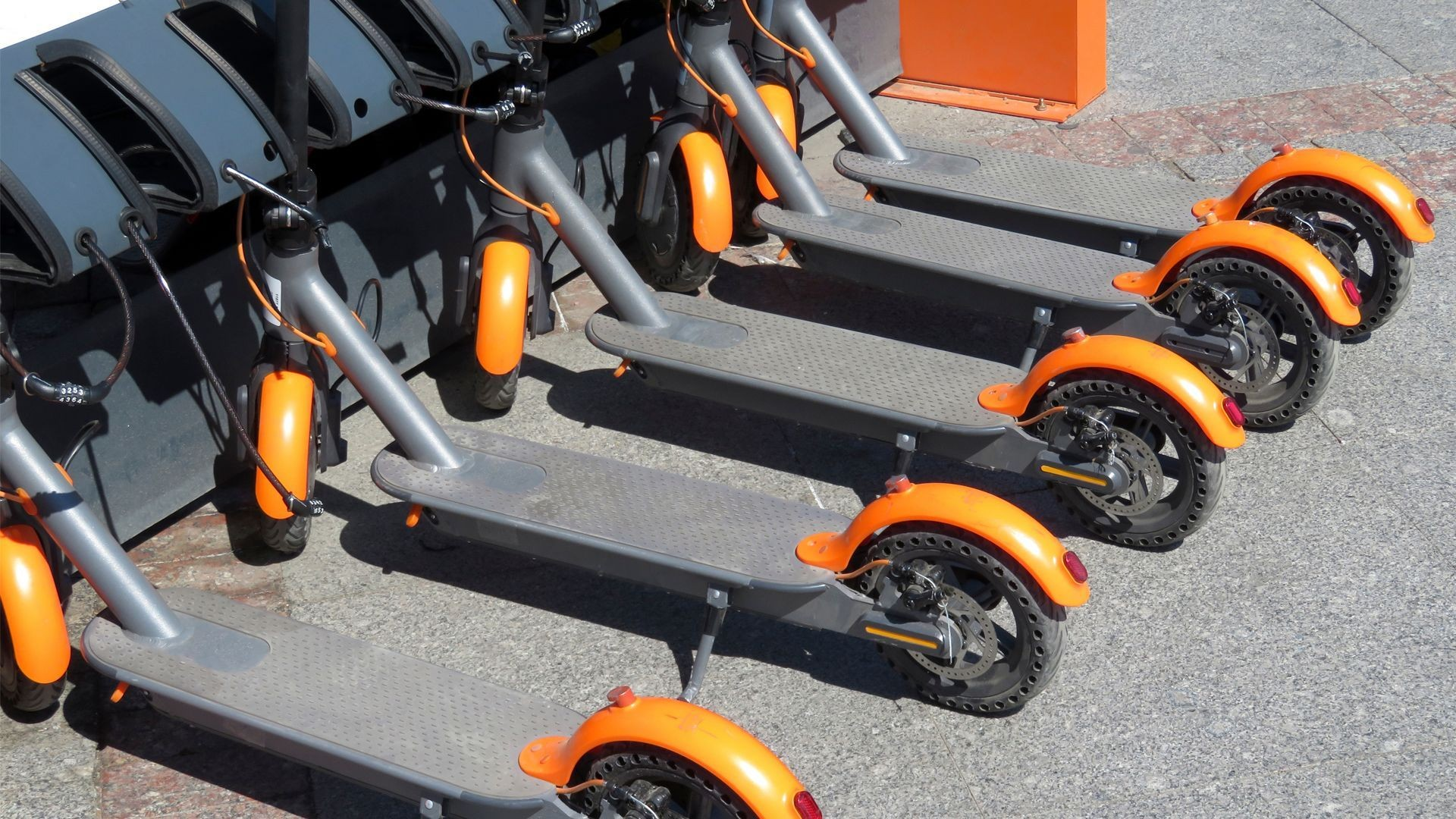 Empresa de alquiler de patines eléctricos en Cádiz