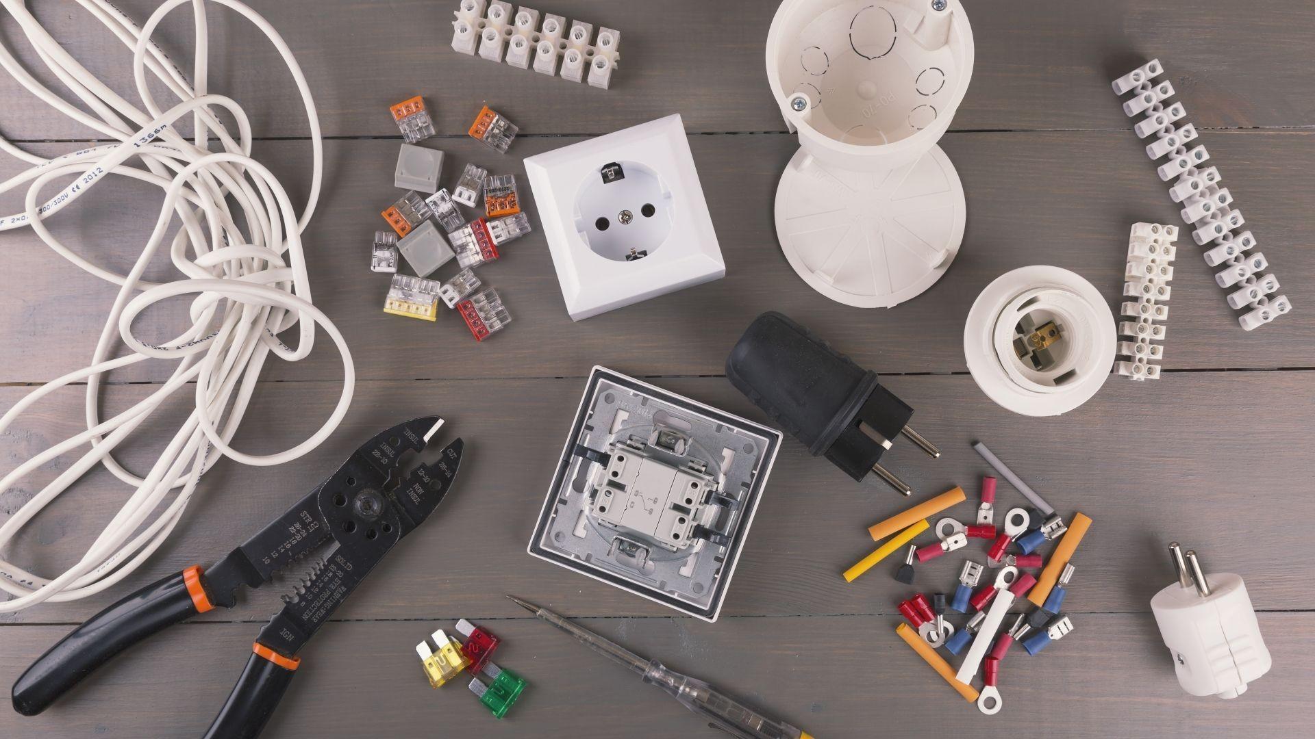 Material eléctrico de calidad