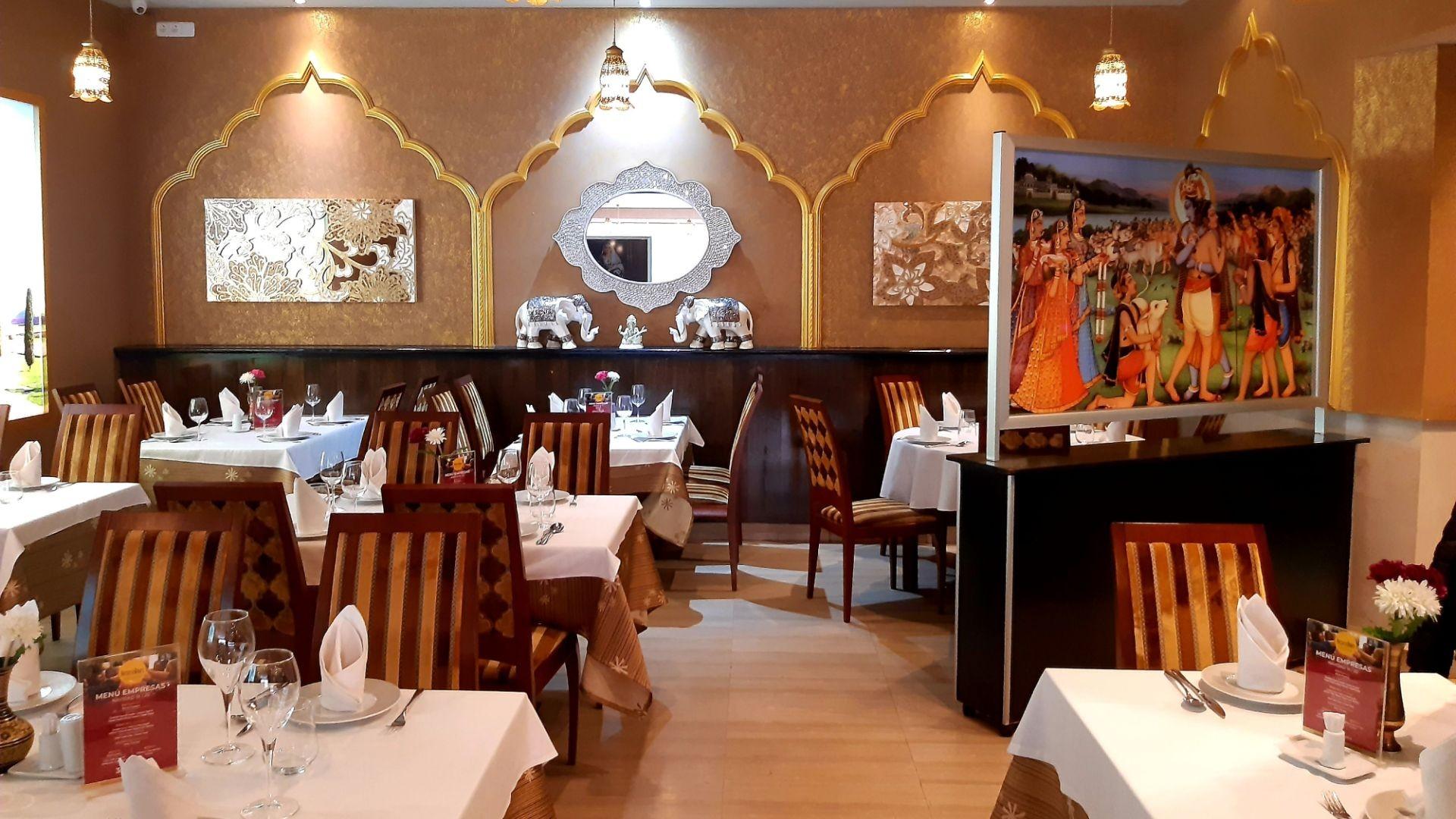 Restaurante Kundan Majadahonda