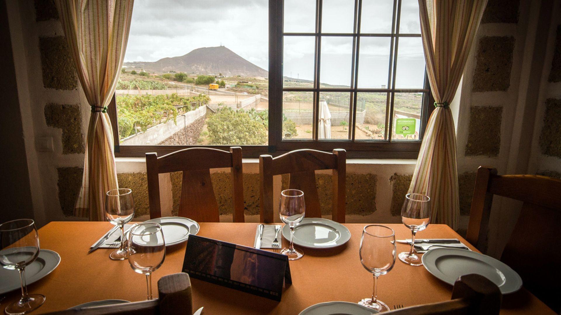 Fusión de gastronomía canaria y mediterránea en Santa Cruz de Tenerife