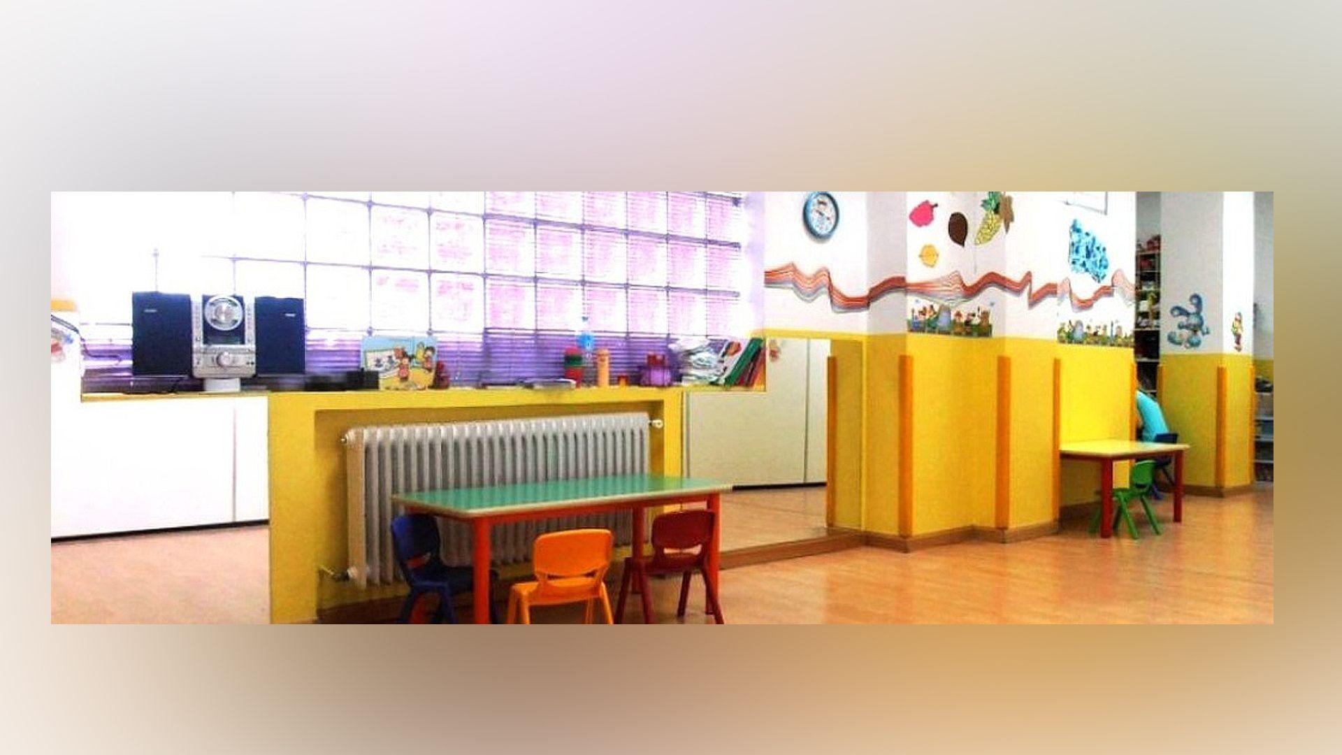 Guardería y escuela infantil en Madrid