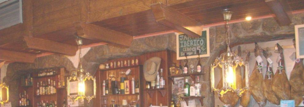 Menú del día en Collado Villalba
